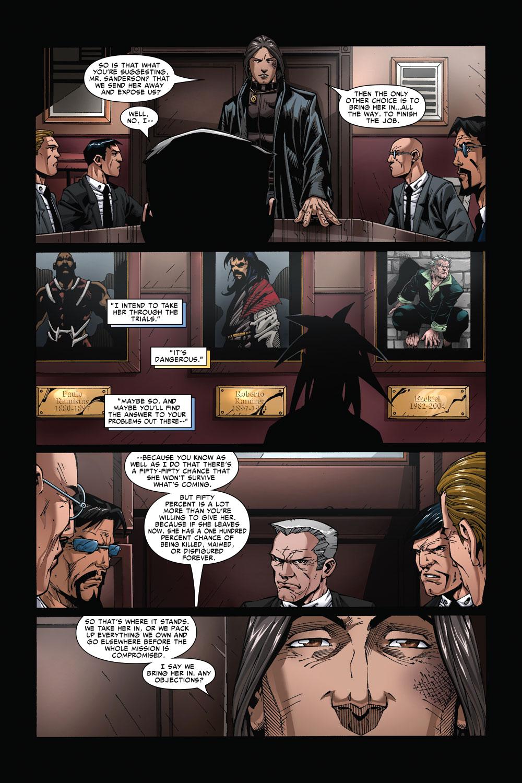 Read online Amazing Fantasy (2004) comic -  Issue #4 - 22