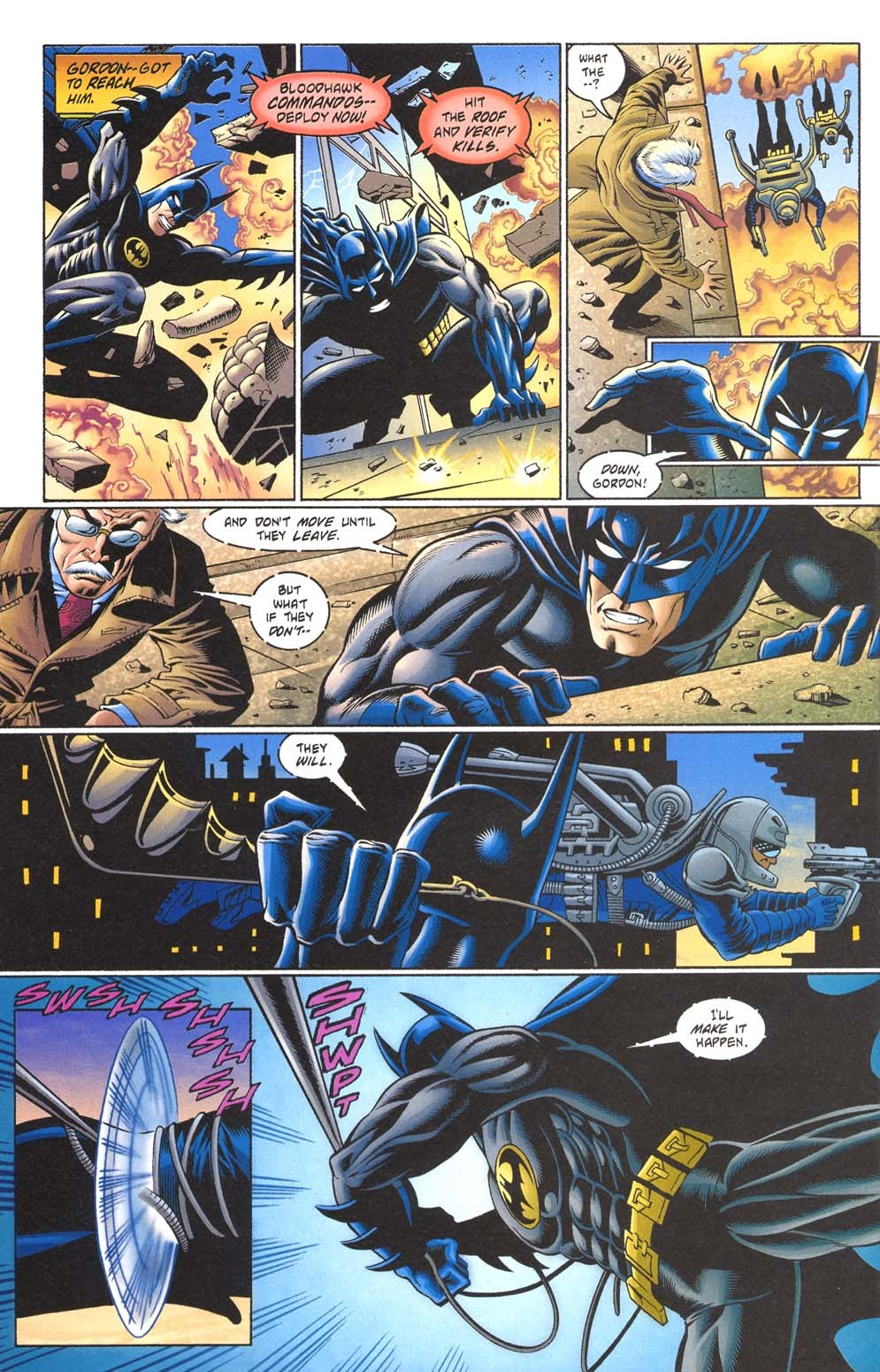 Batman: Outlaws issue 2 - Page 21