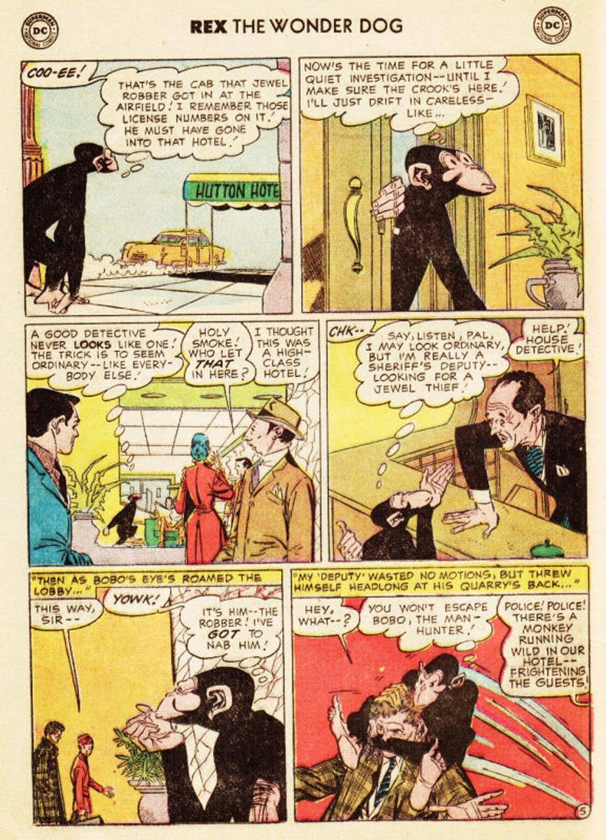 The Adventures of Rex the Wonder Dog issue 35 - Page 16