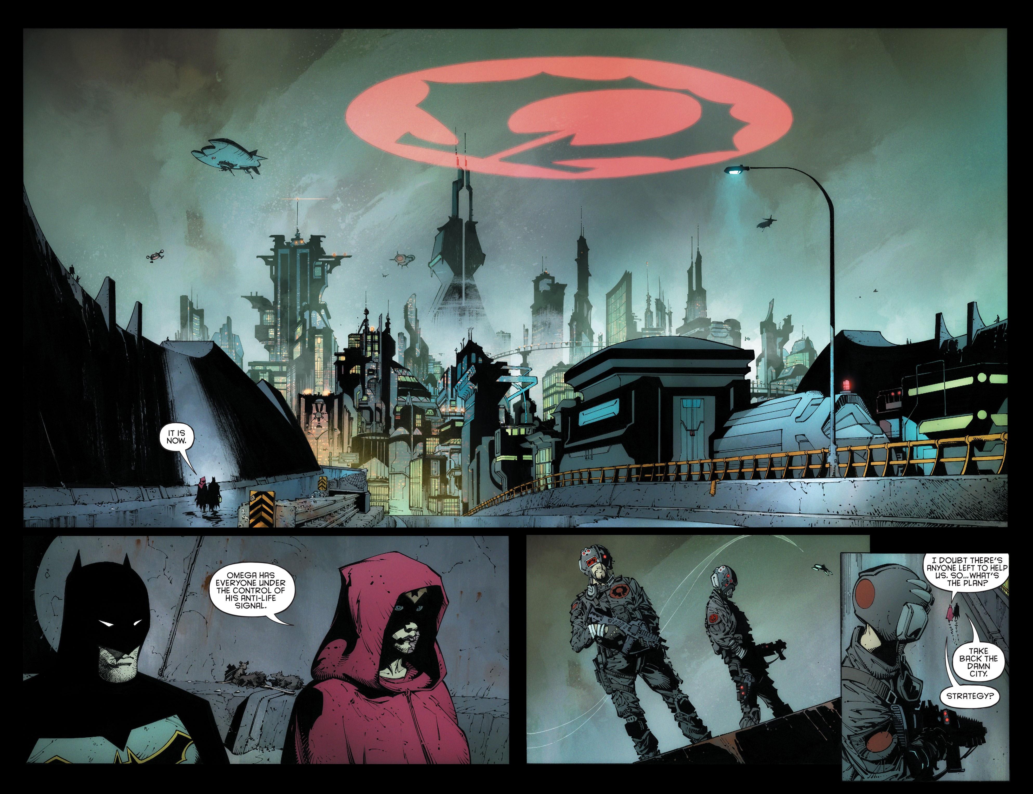 蝙蝠俠和小丑頭顱聯手對抗超人!?《蝙蝠俠:地球最後的騎士》第二期下半部解析~