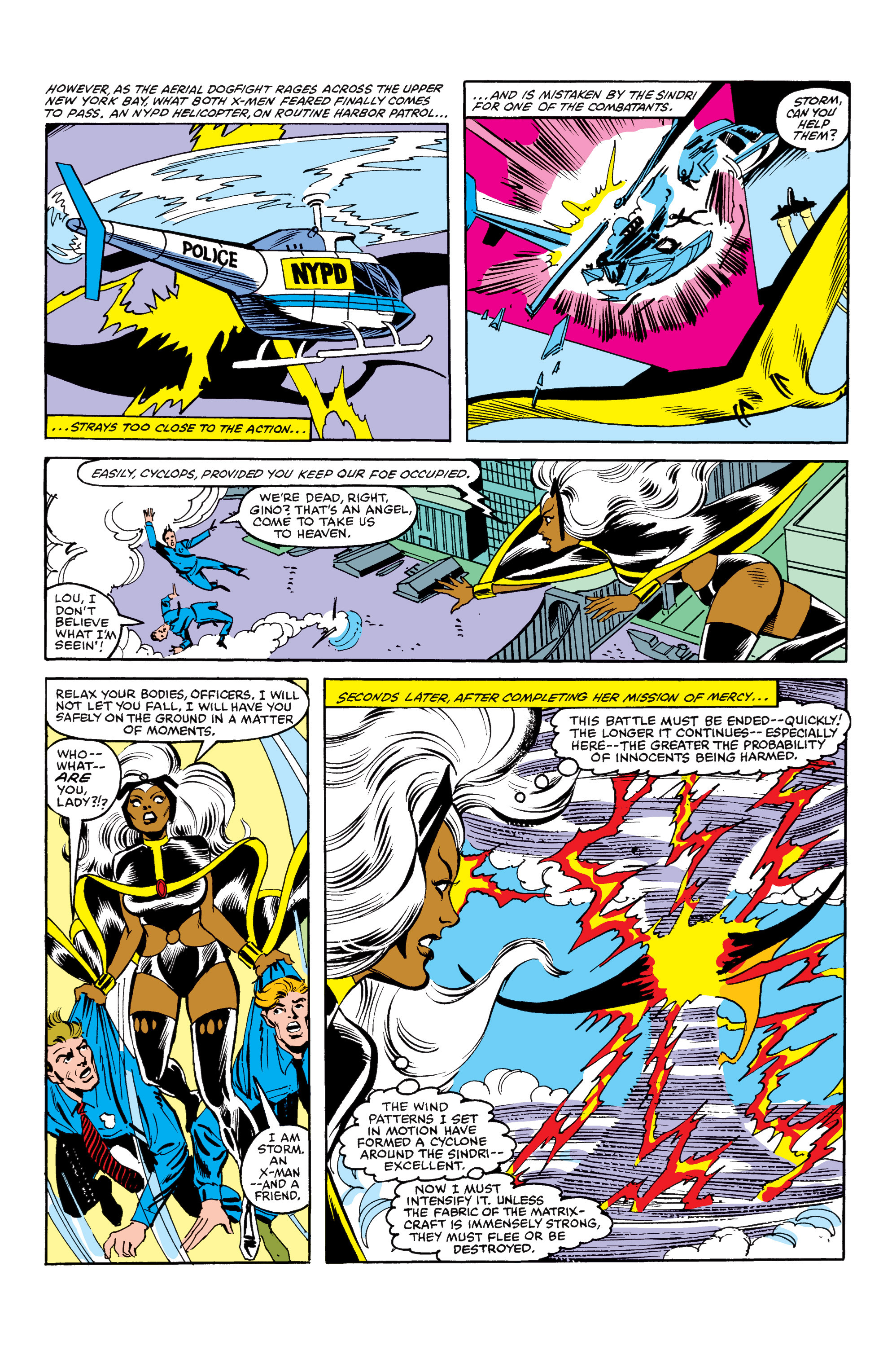 Read online Uncanny X-Men (1963) comic -  Issue #154 - 20