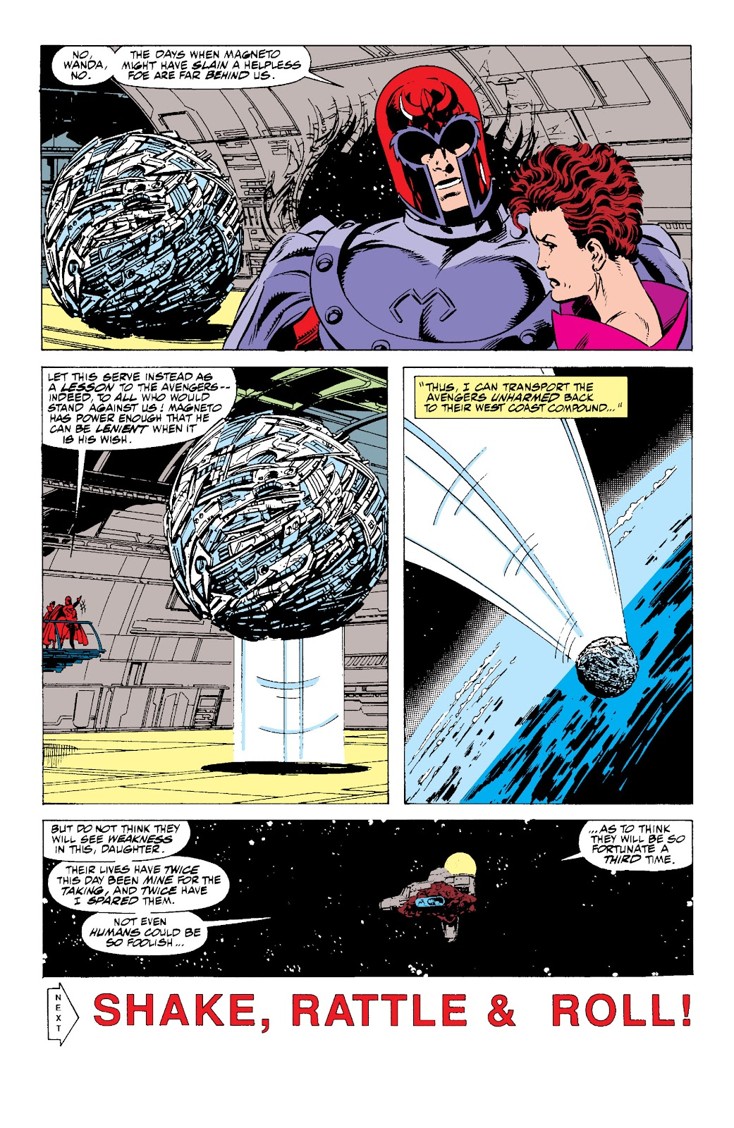 Avengers West Coast (1989) issue 57 - Page 22