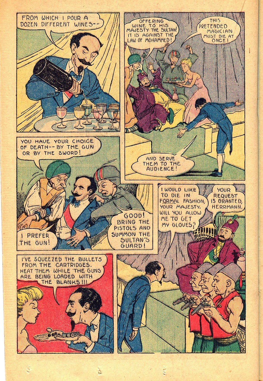 Read online Super-Magician Comics comic -  Issue #55 - 28