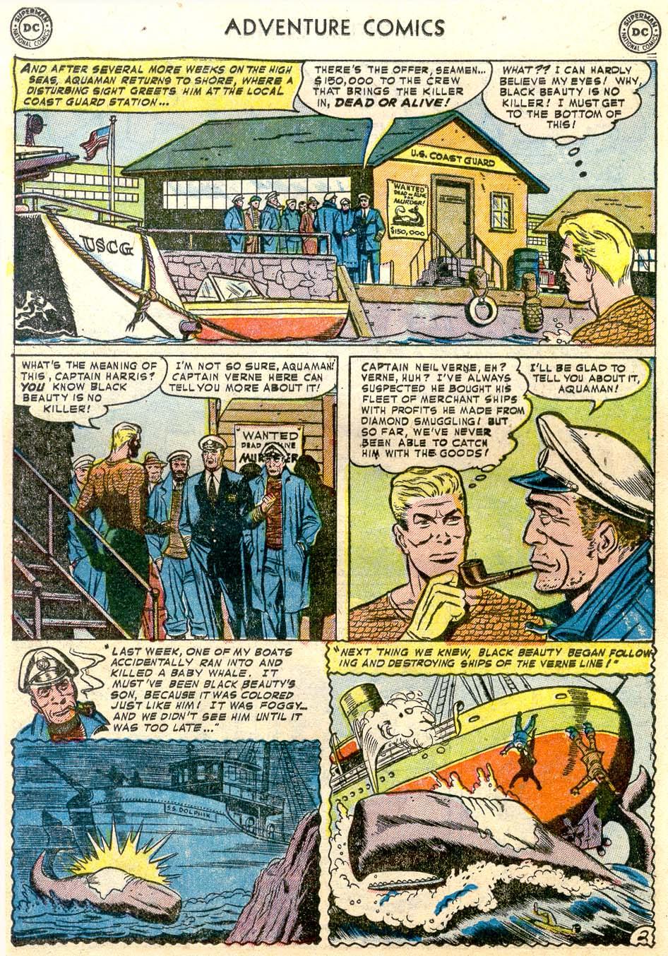 Read online Adventure Comics (1938) comic -  Issue #174 - 18