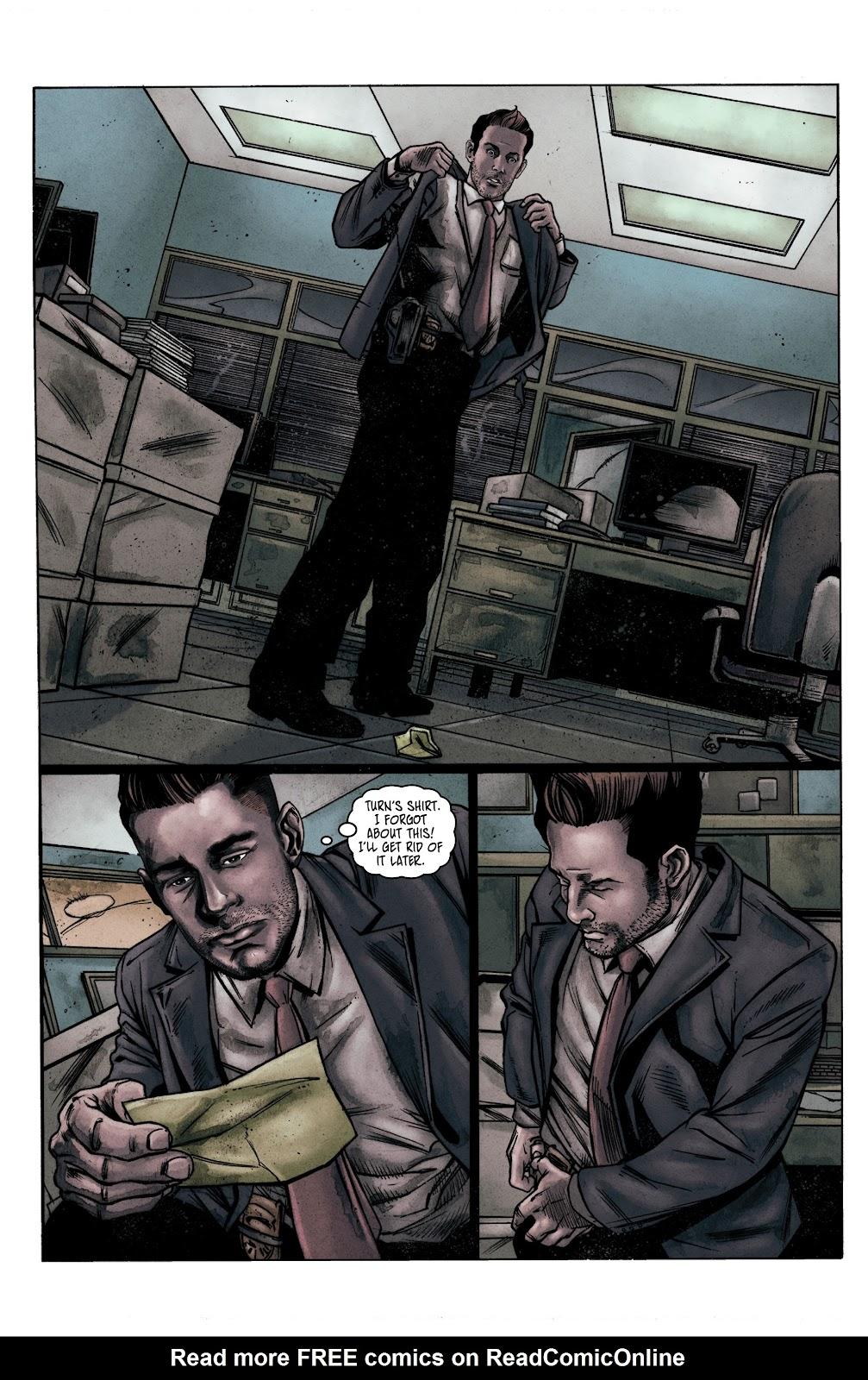 Read online Vindication comic -  Issue #1 - 13