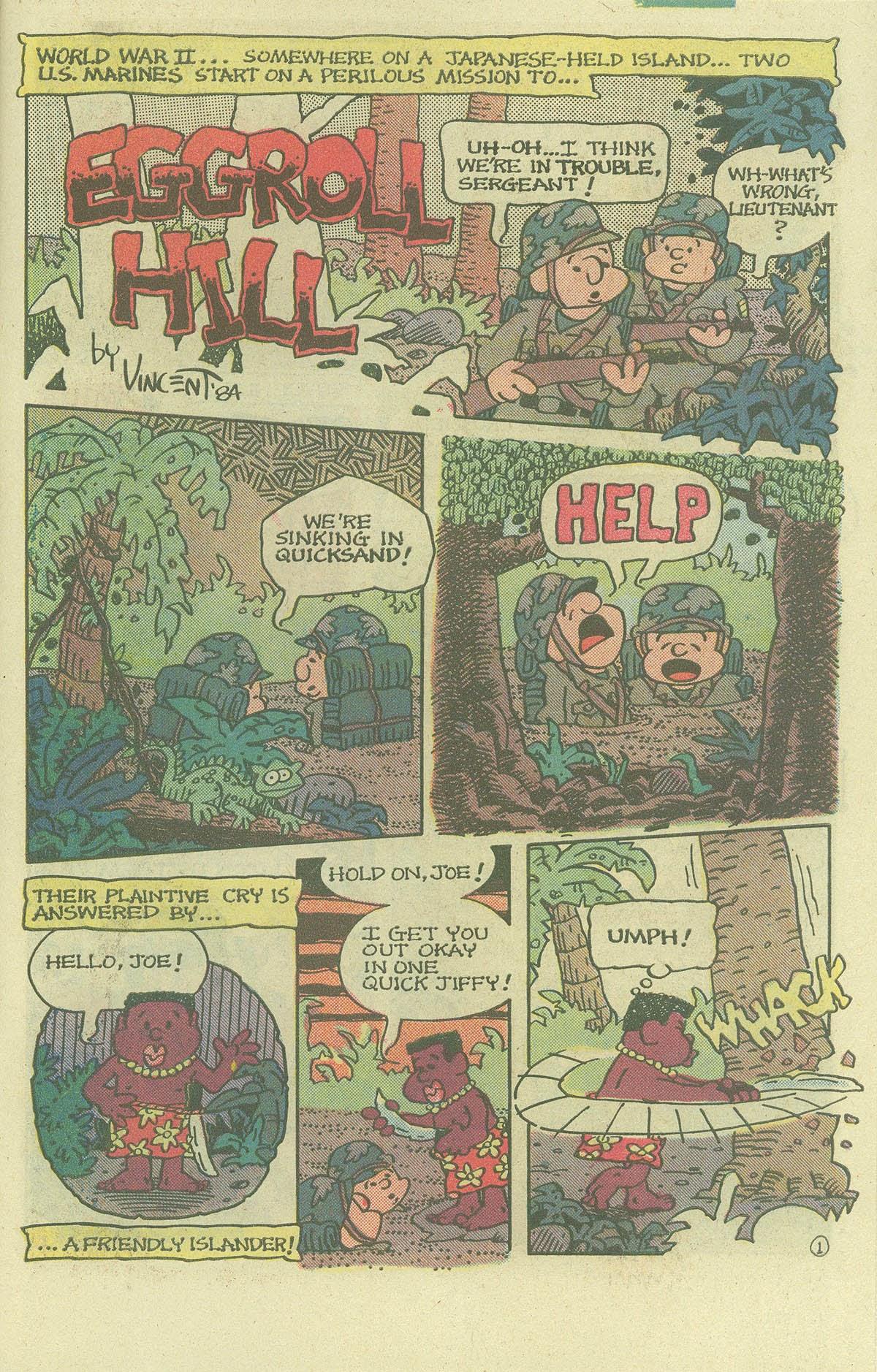 Read online Sgt. Rock comic -  Issue #400 - 30
