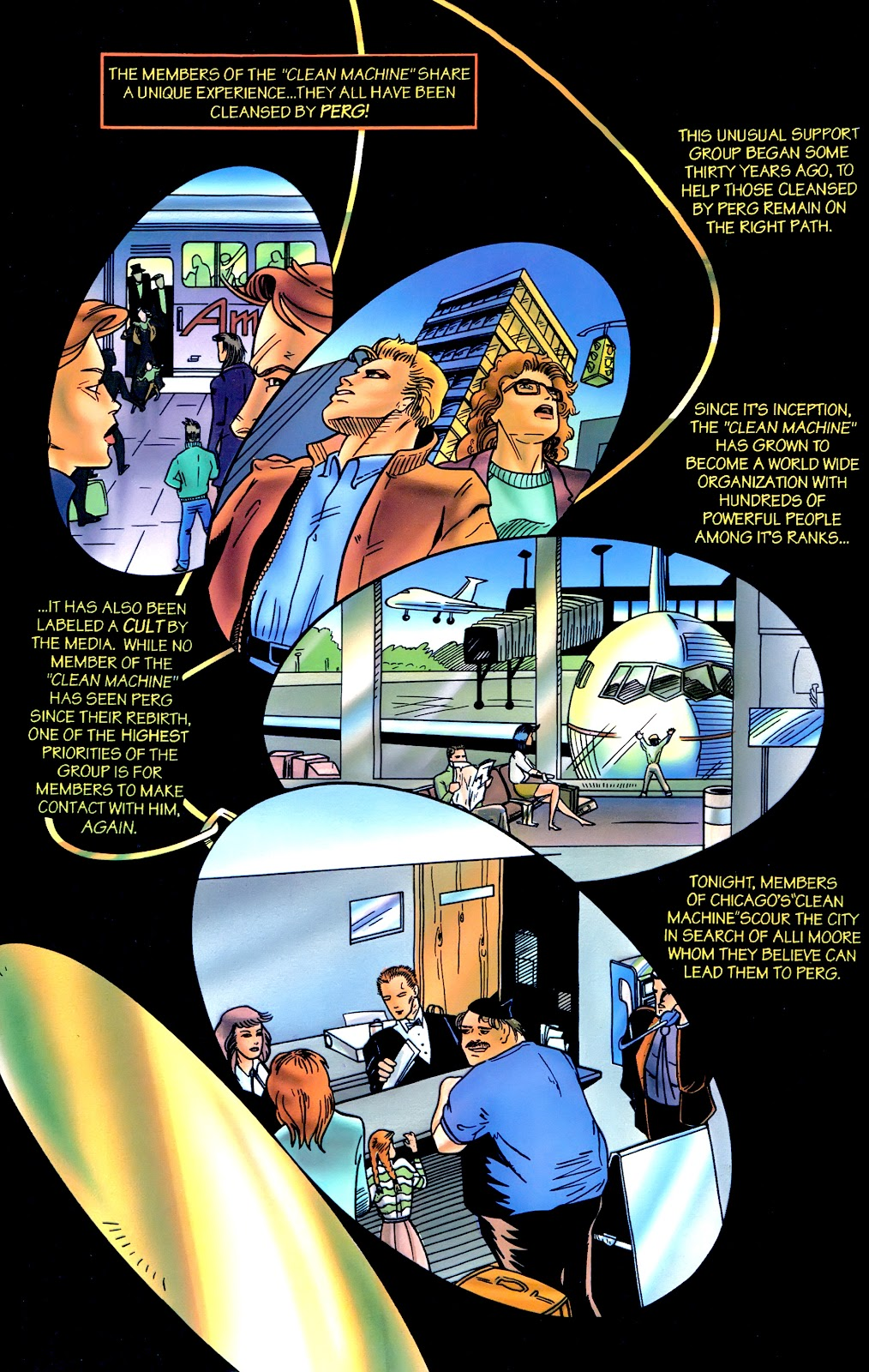Read online Perg comic -  Issue #5 - 18