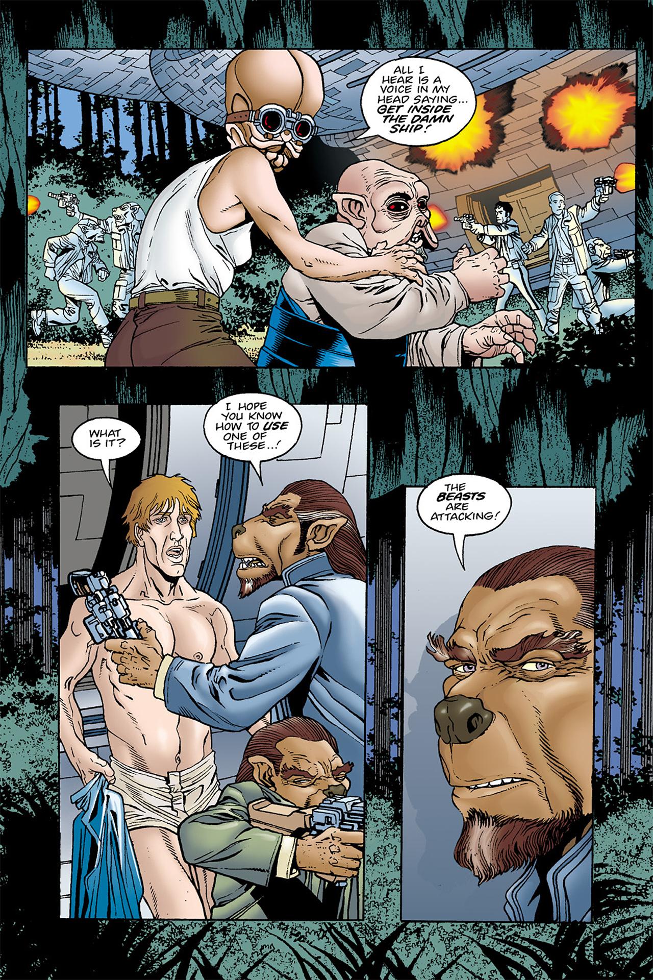 Read online Star Wars Omnibus comic -  Issue # Vol. 2 - 226