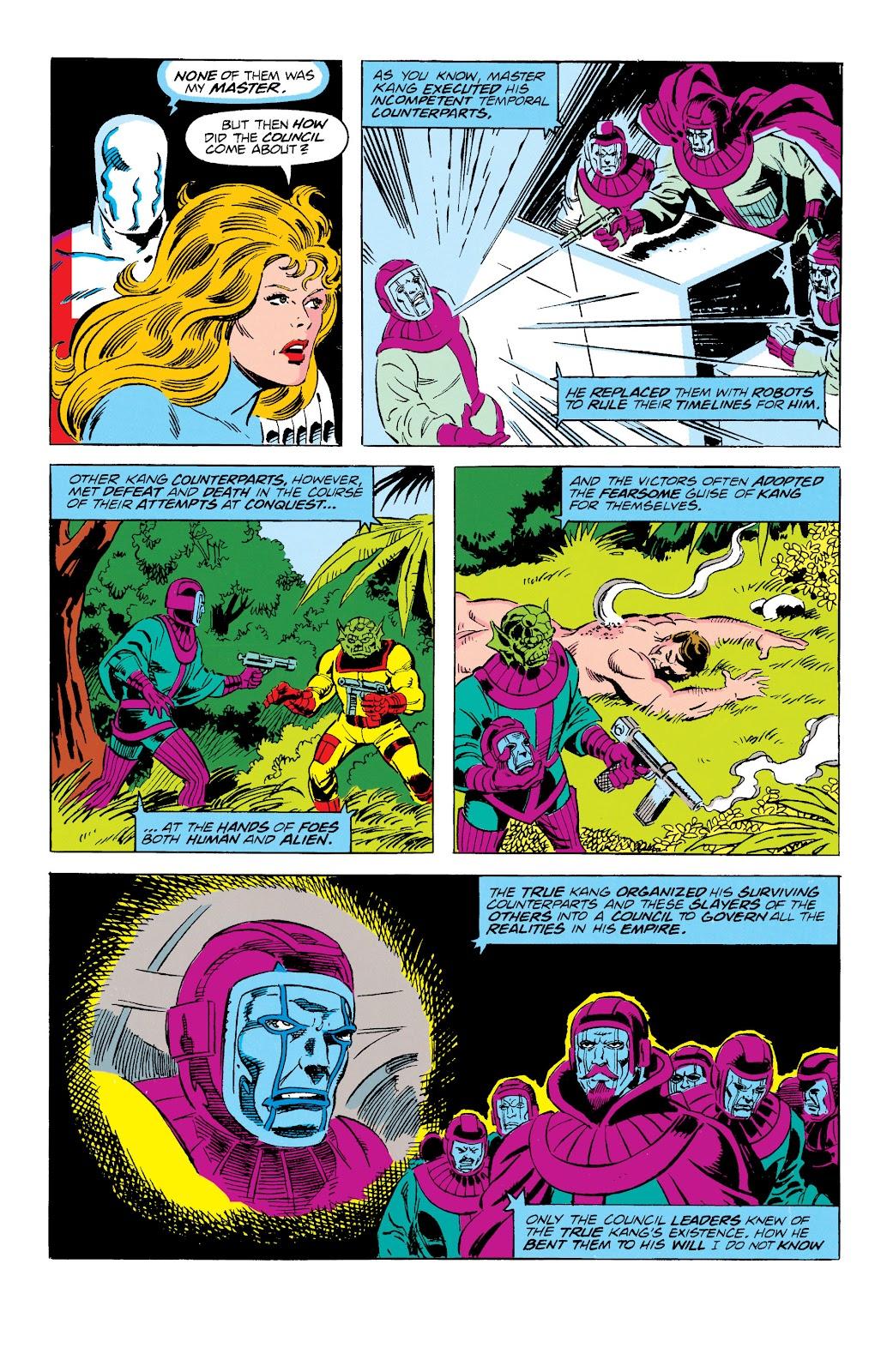 Read online Avengers: Citizen Kang comic -  Issue # TPB (Part 2) - 115