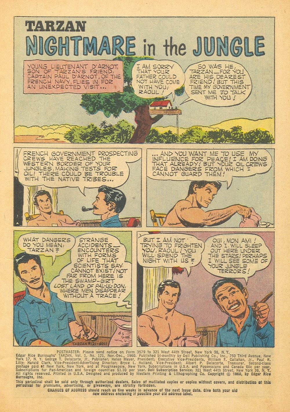 Tarzan (1948) issue 121 - Page 3