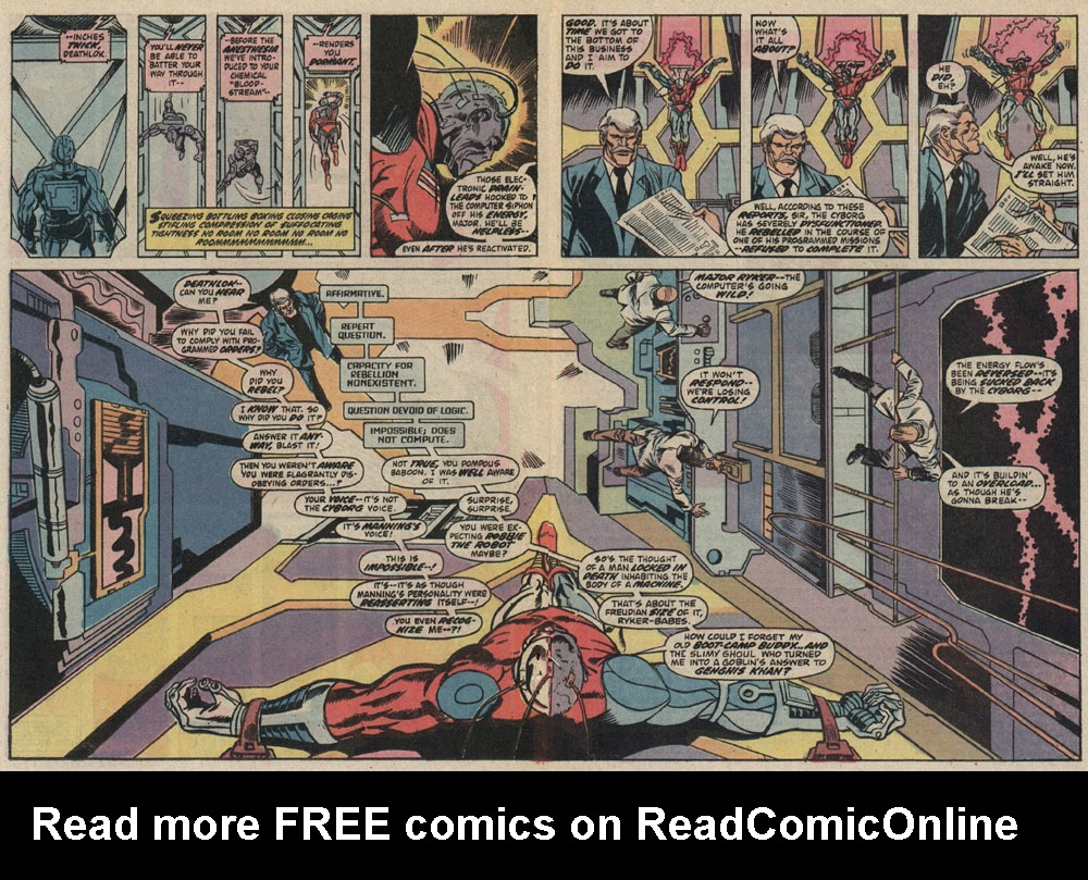 Read online Astonishing Tales (1970) comic -  Issue #25 - 13
