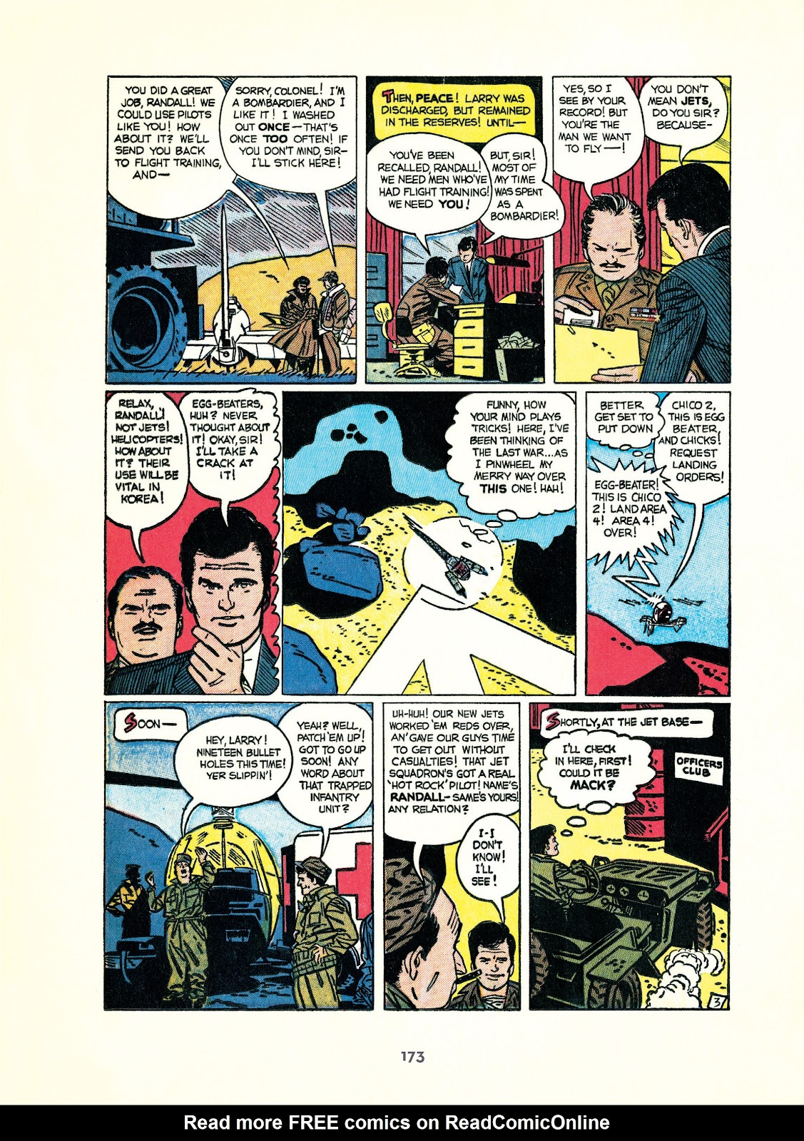 Read online Setting the Standard: Comics by Alex Toth 1952-1954 comic -  Issue # TPB (Part 2) - 74