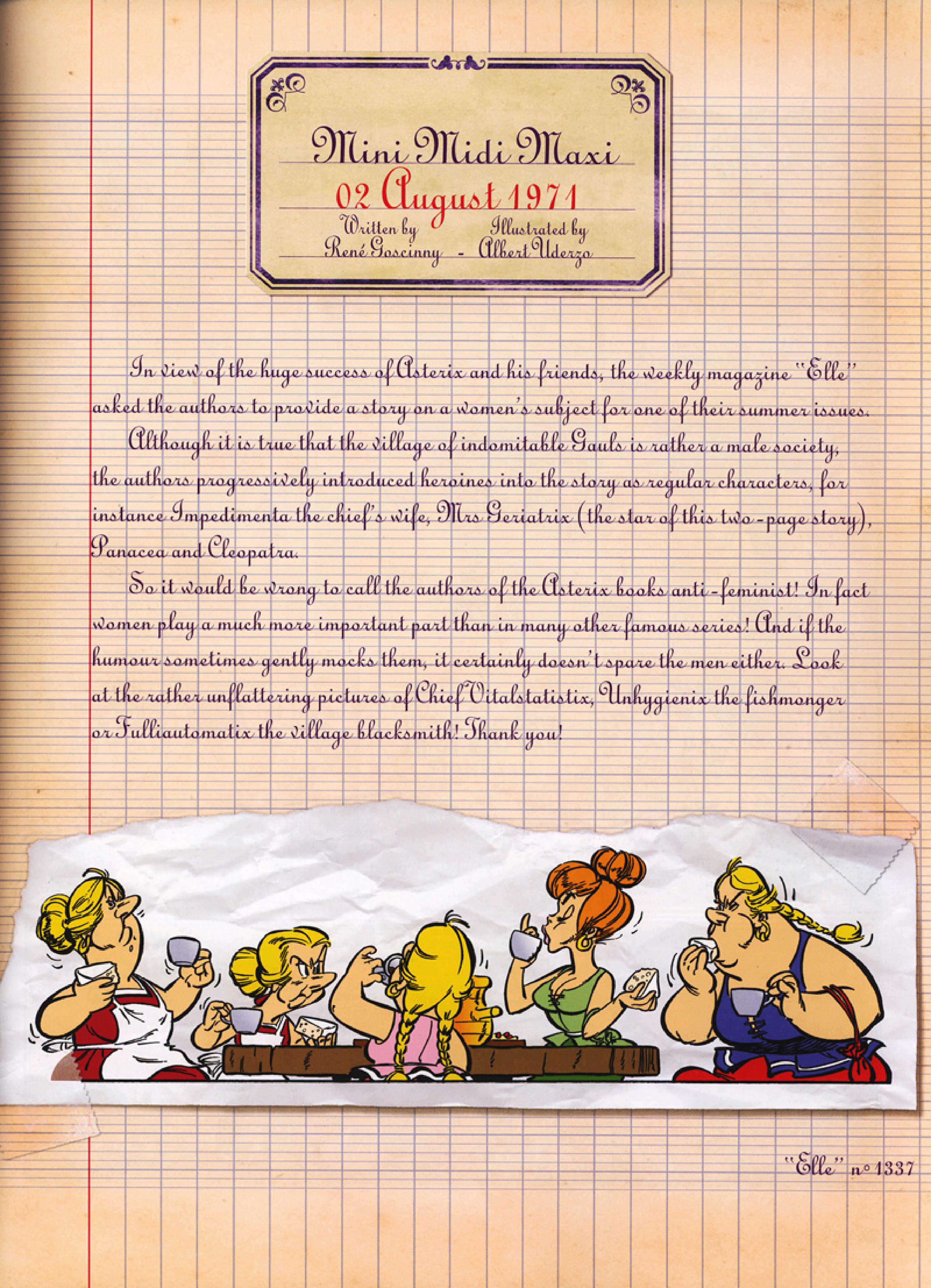 Read online Asterix comic -  Issue #32 - 28