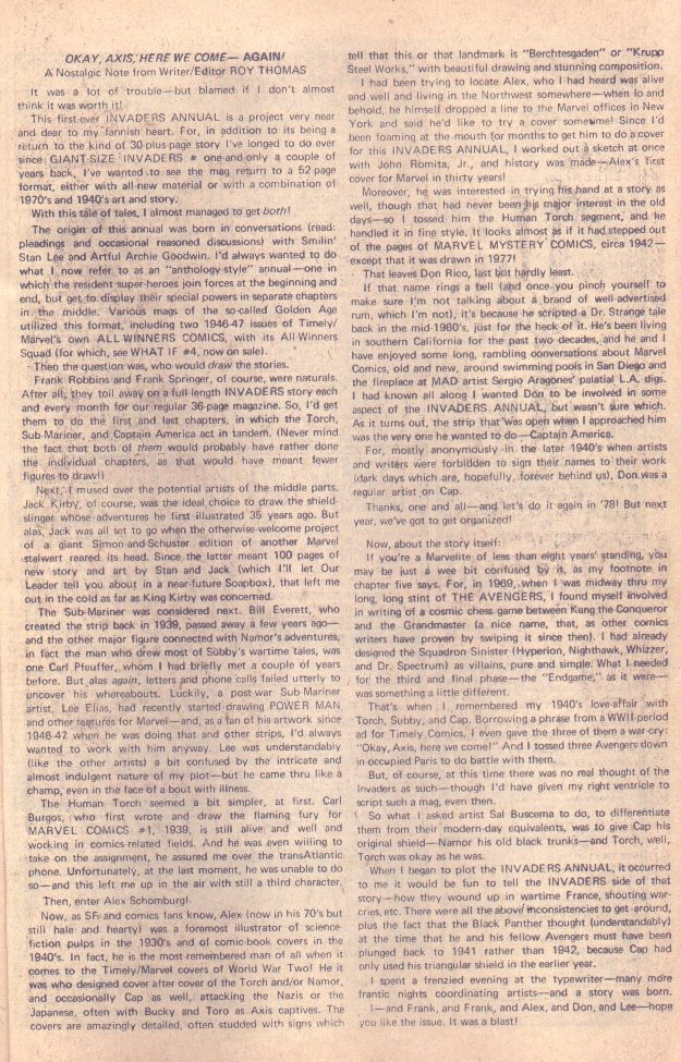 The Invaders (1975) issue Annual 1 - Page 35