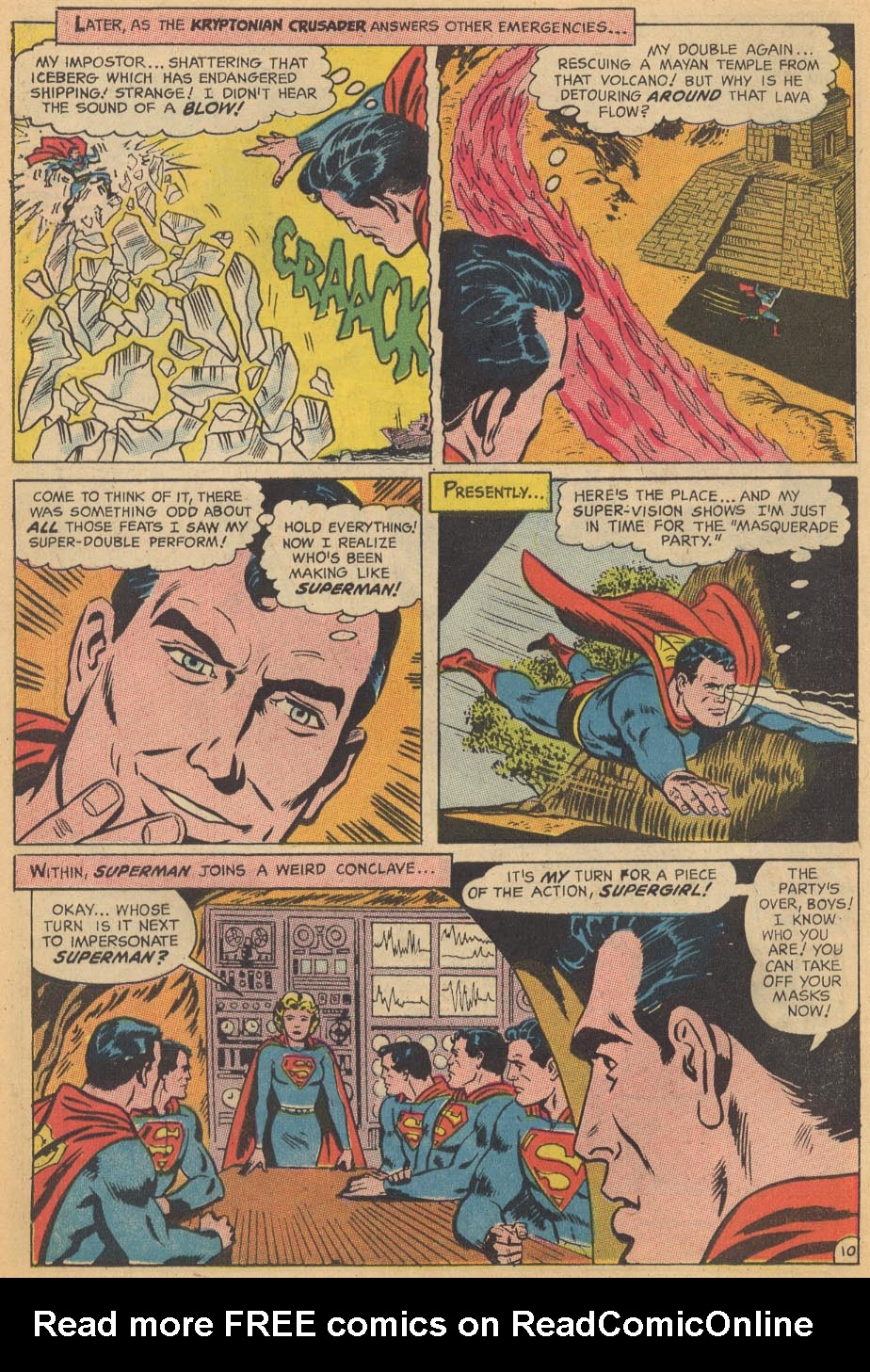 Read online Action Comics (1938) comic -  Issue #366 - 14