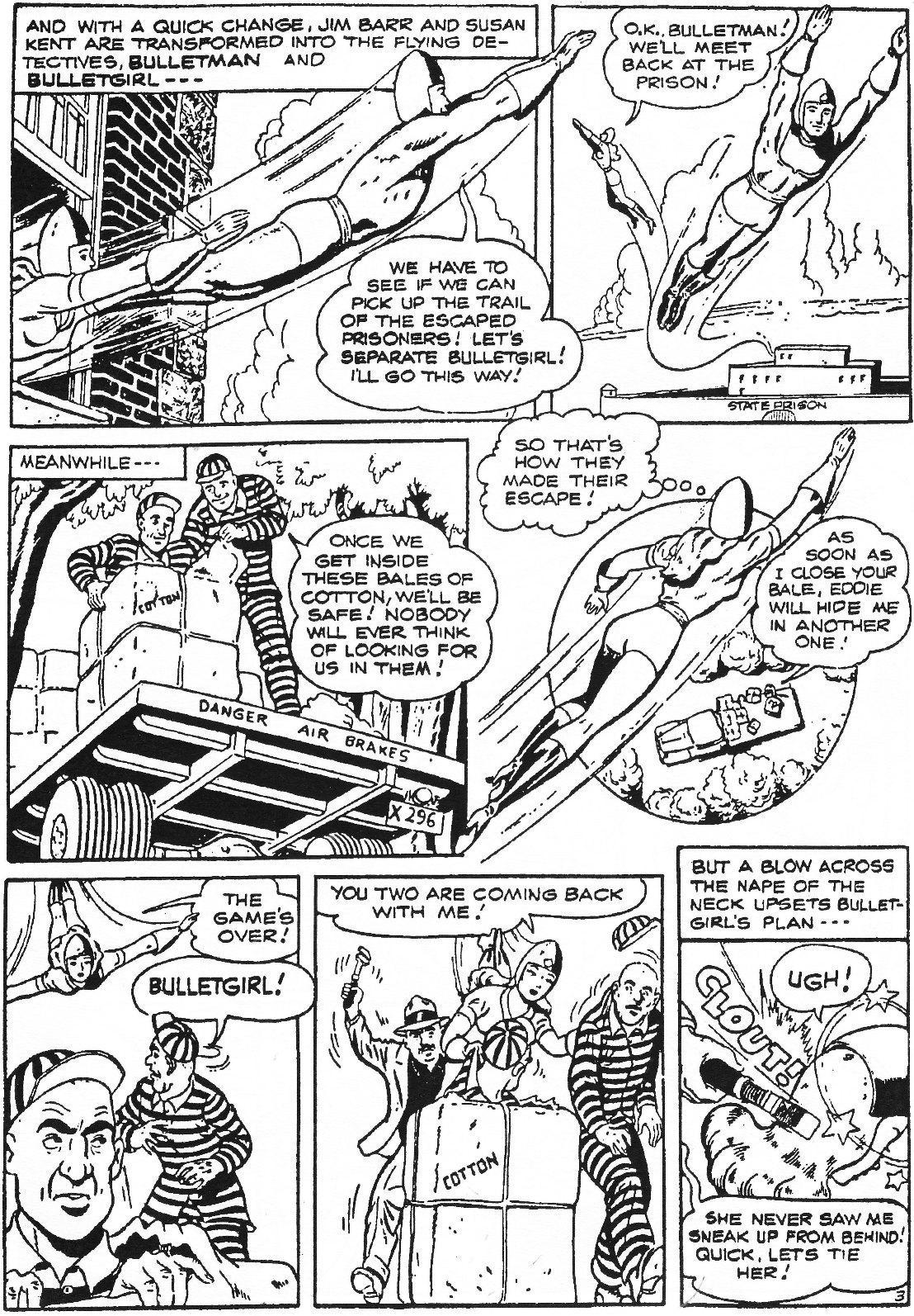 Read online Men of Mystery Comics comic -  Issue #57 - 5