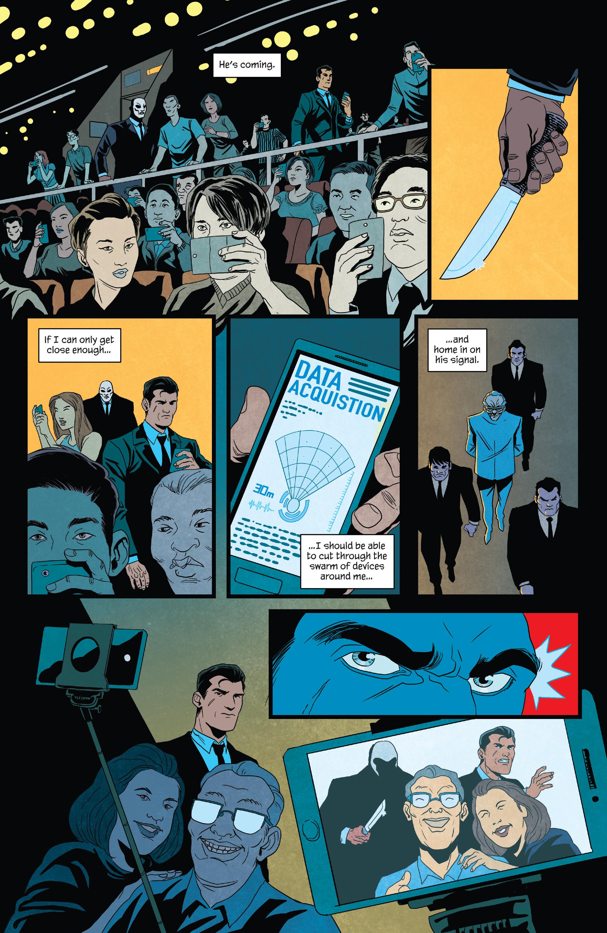 Read online James Bond (2017) comic -  Issue #3 - 17