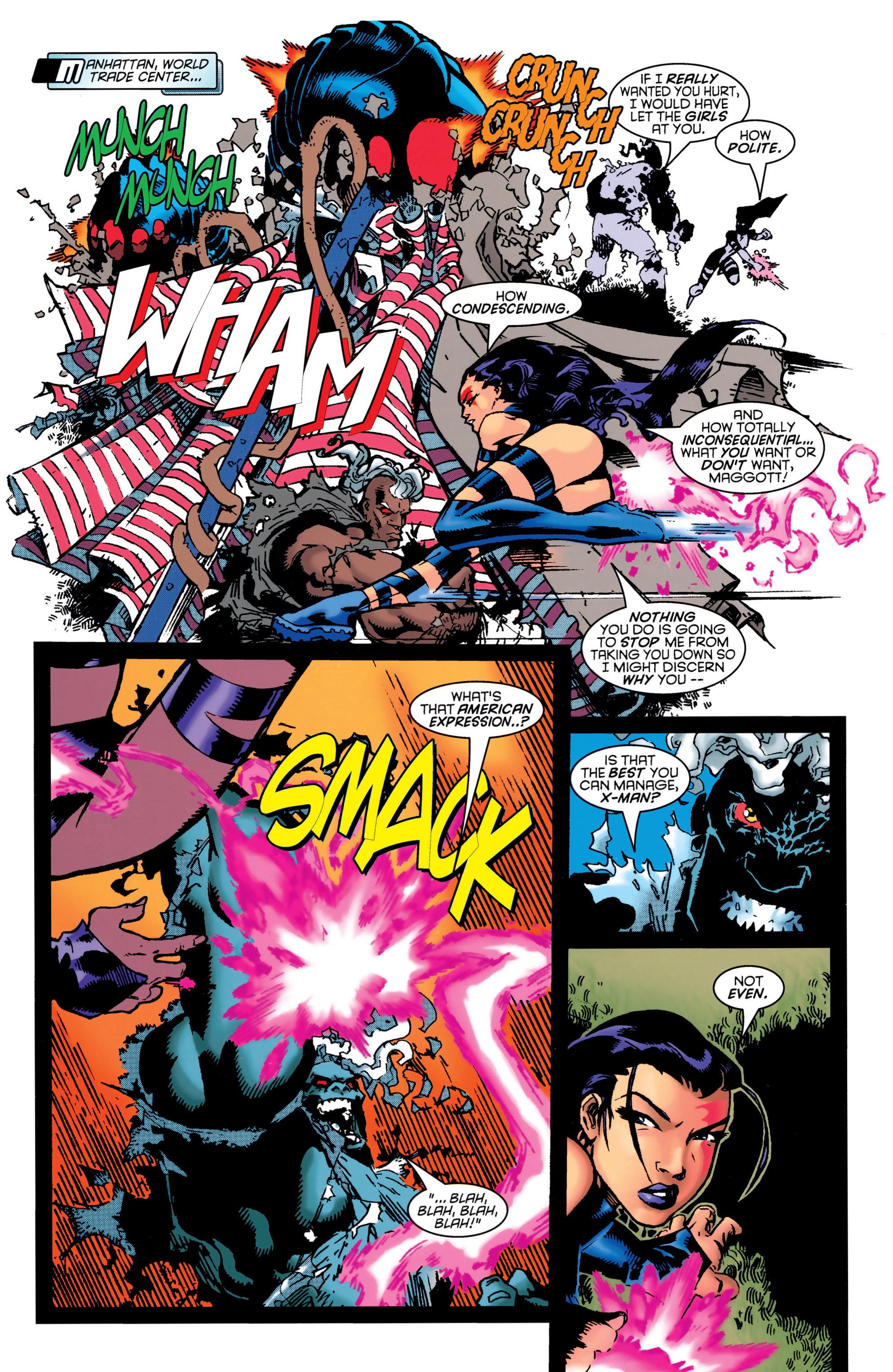 Read online Uncanny X-Men (1963) comic -  Issue #349 - 15