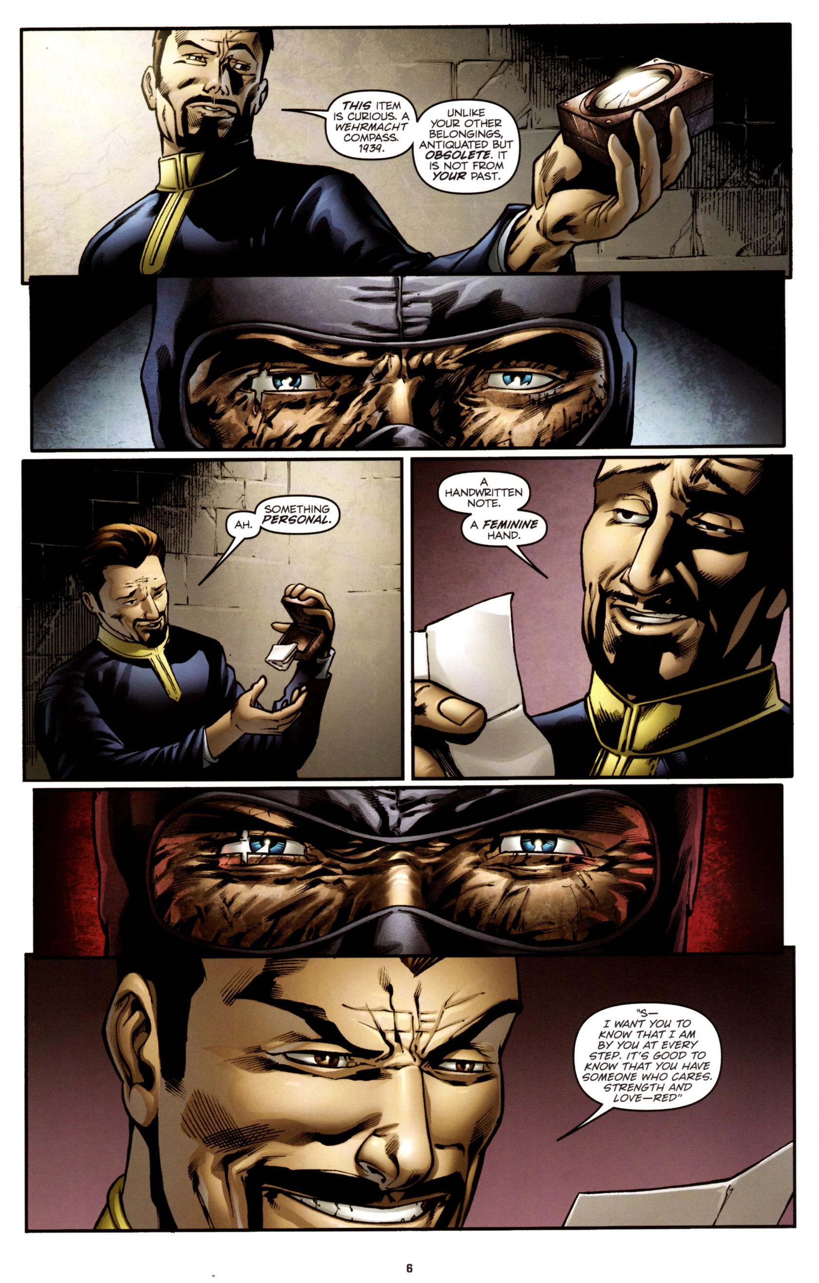Read online G.I. Joe: Snake Eyes comic -  Issue #3 - 9