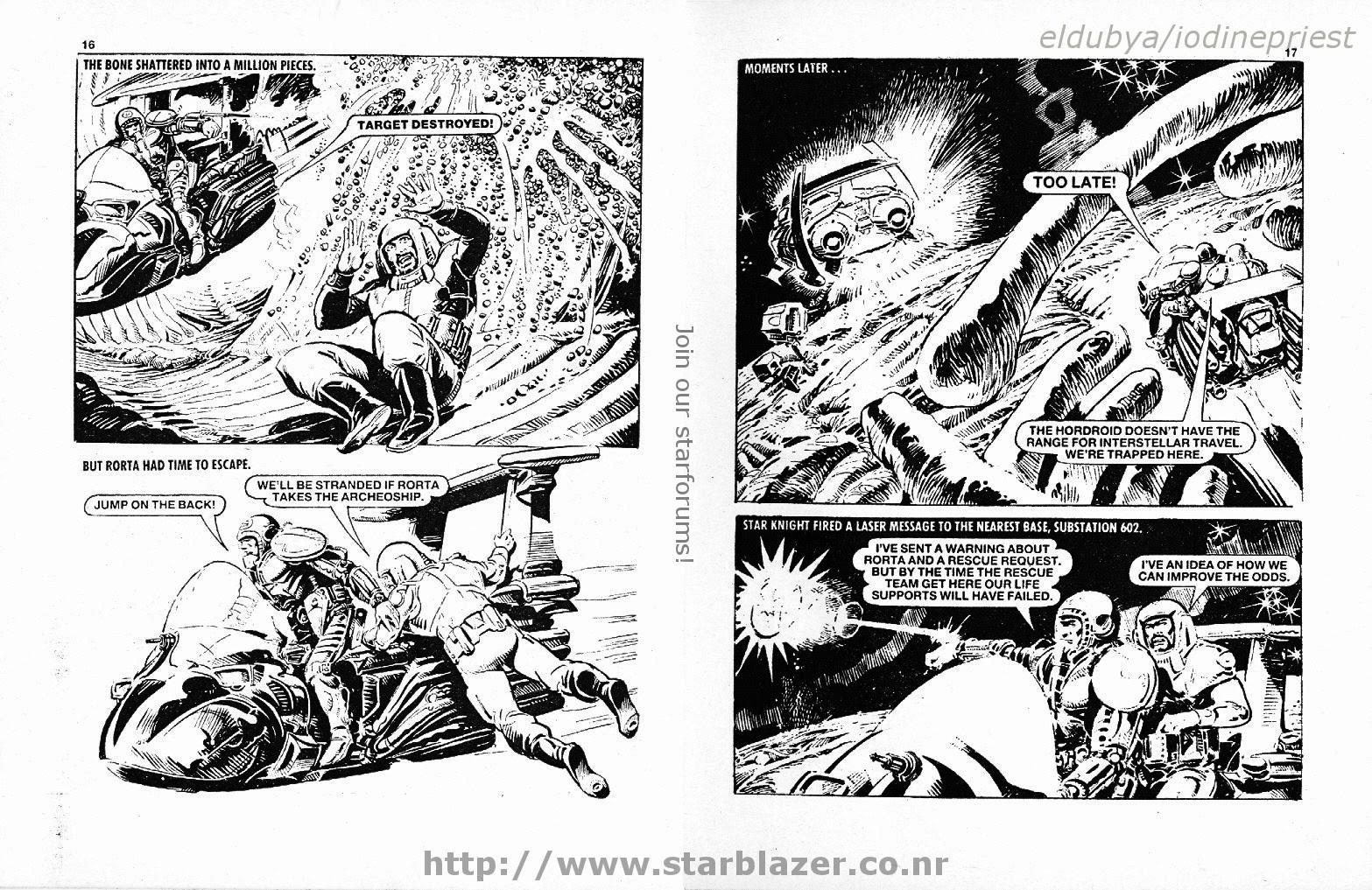 Starblazer issue 171 - Page 10