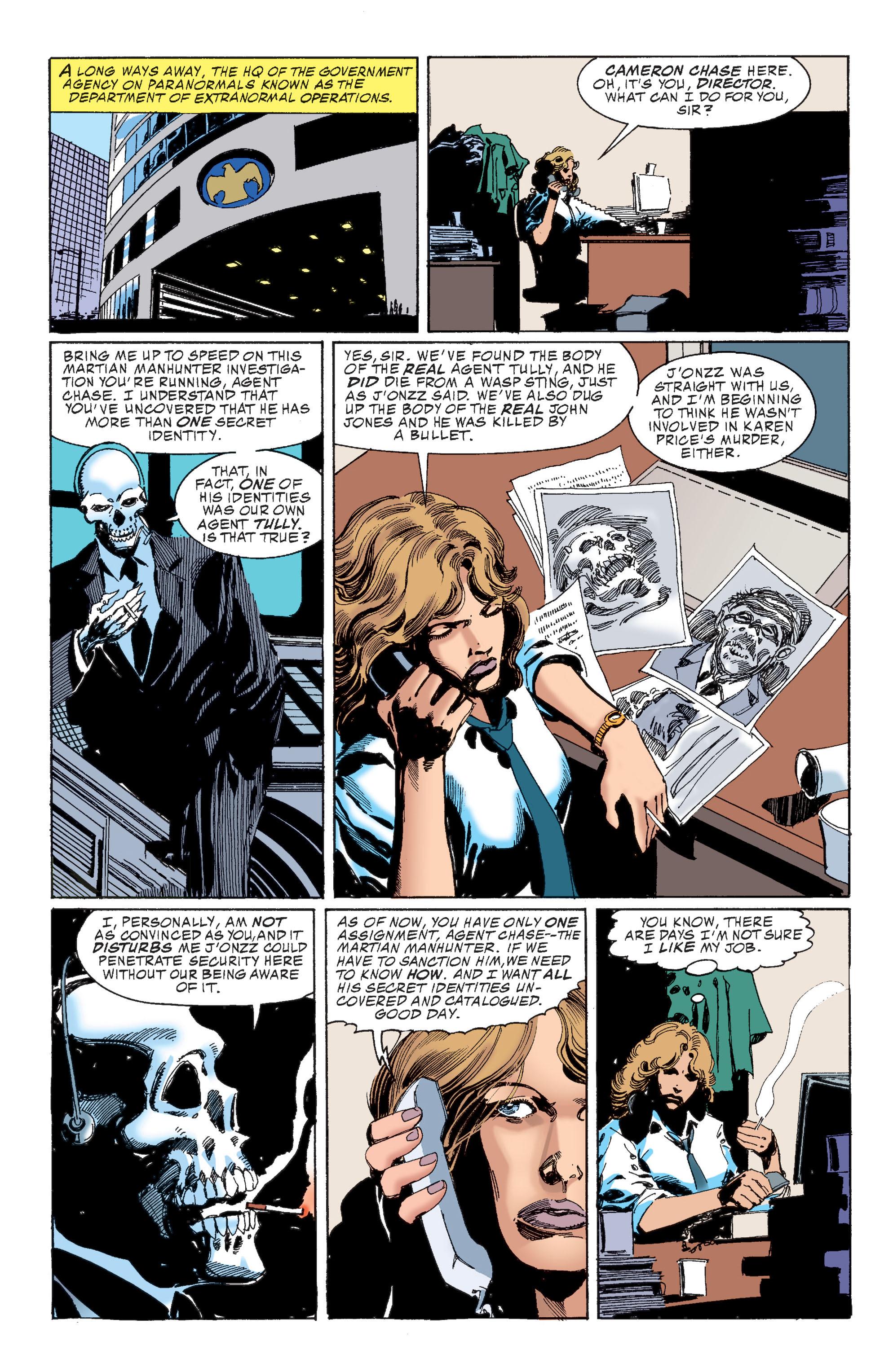 Read online Martian Manhunter: Son of Mars comic -  Issue # TPB - 152