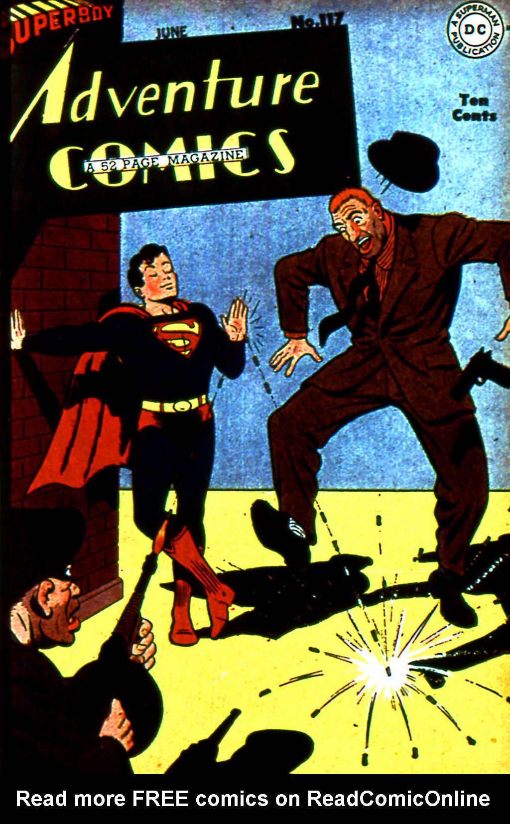 Adventure Comics (1938) 117 Page 1