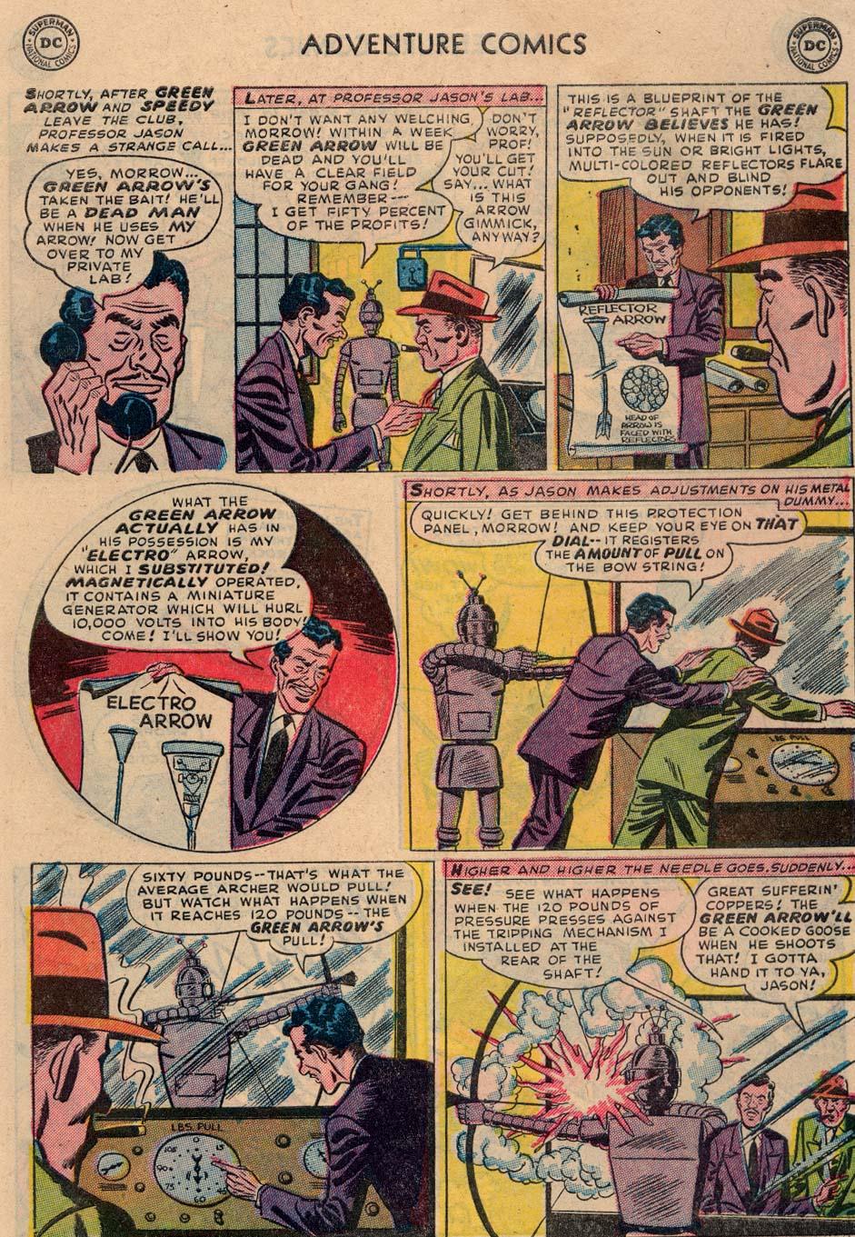 Read online Adventure Comics (1938) comic -  Issue #186 - 35