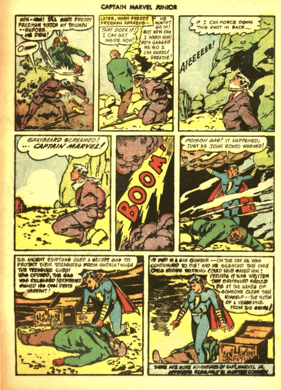 Captain Marvel, Jr. issue 39 - Page 16