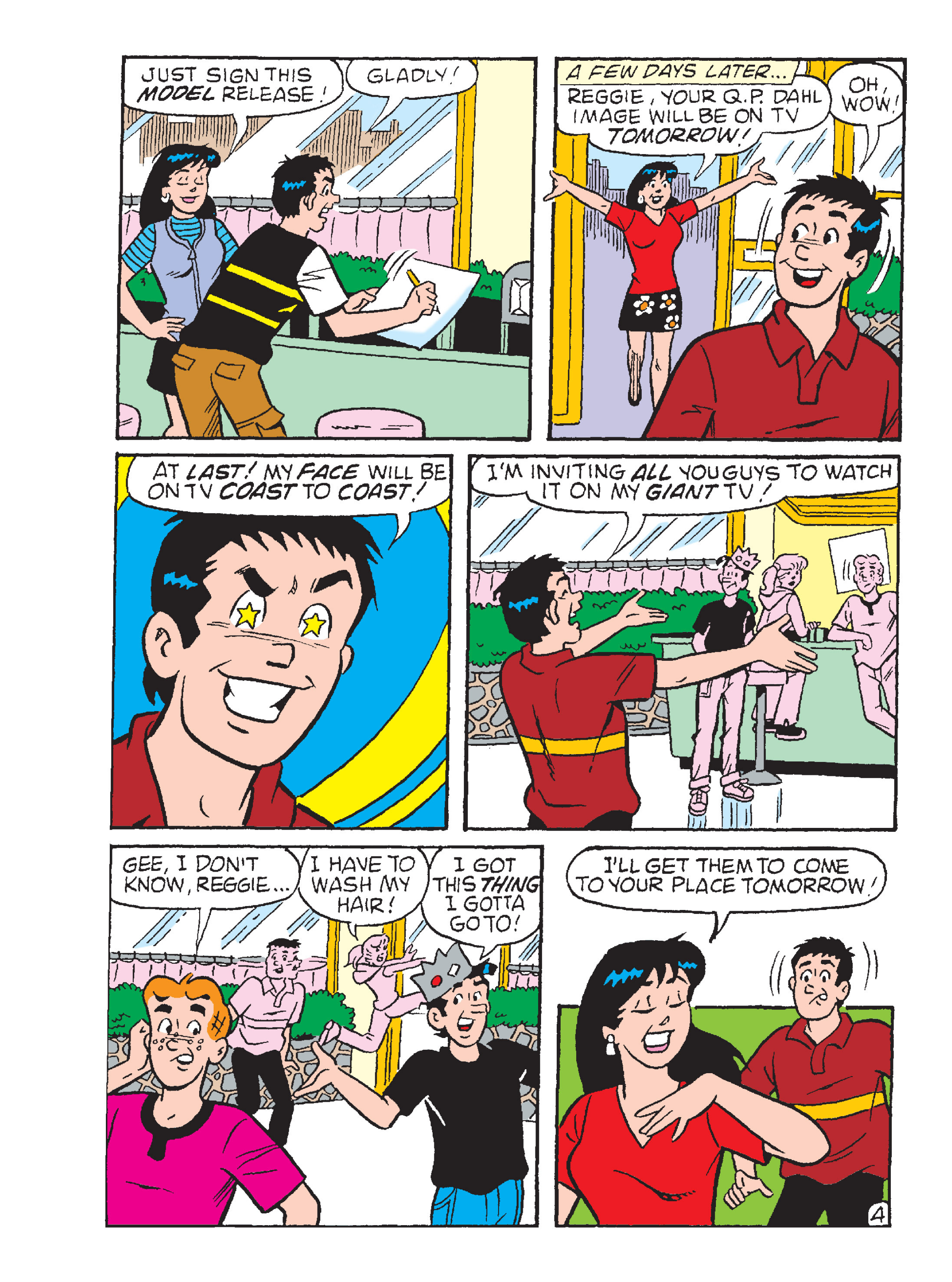 Read online Archie 1000 Page Comics Blowout! comic -  Issue # TPB (Part 2) - 234