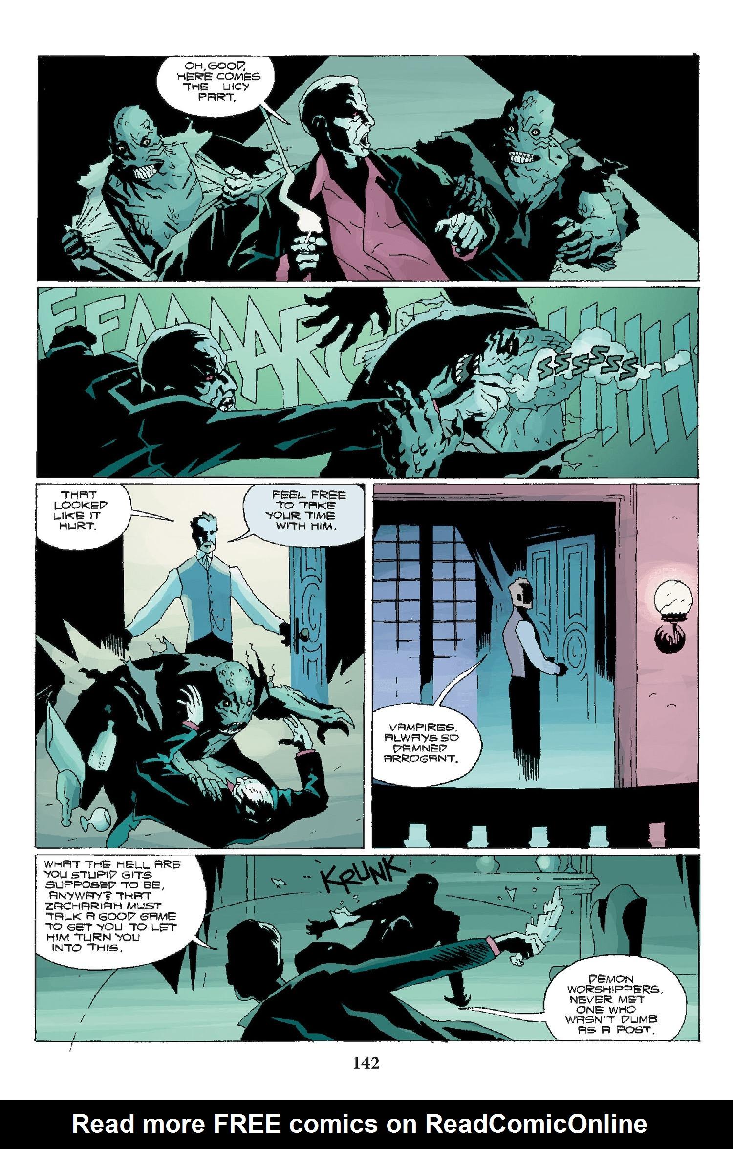 Read online Buffy the Vampire Slayer: Omnibus comic -  Issue # TPB 2 - 136