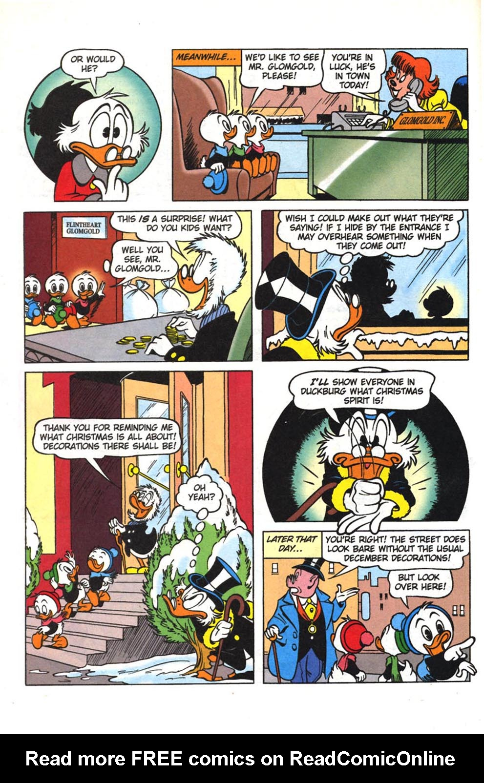 Read online Uncle Scrooge (1953) comic -  Issue #308 - 28