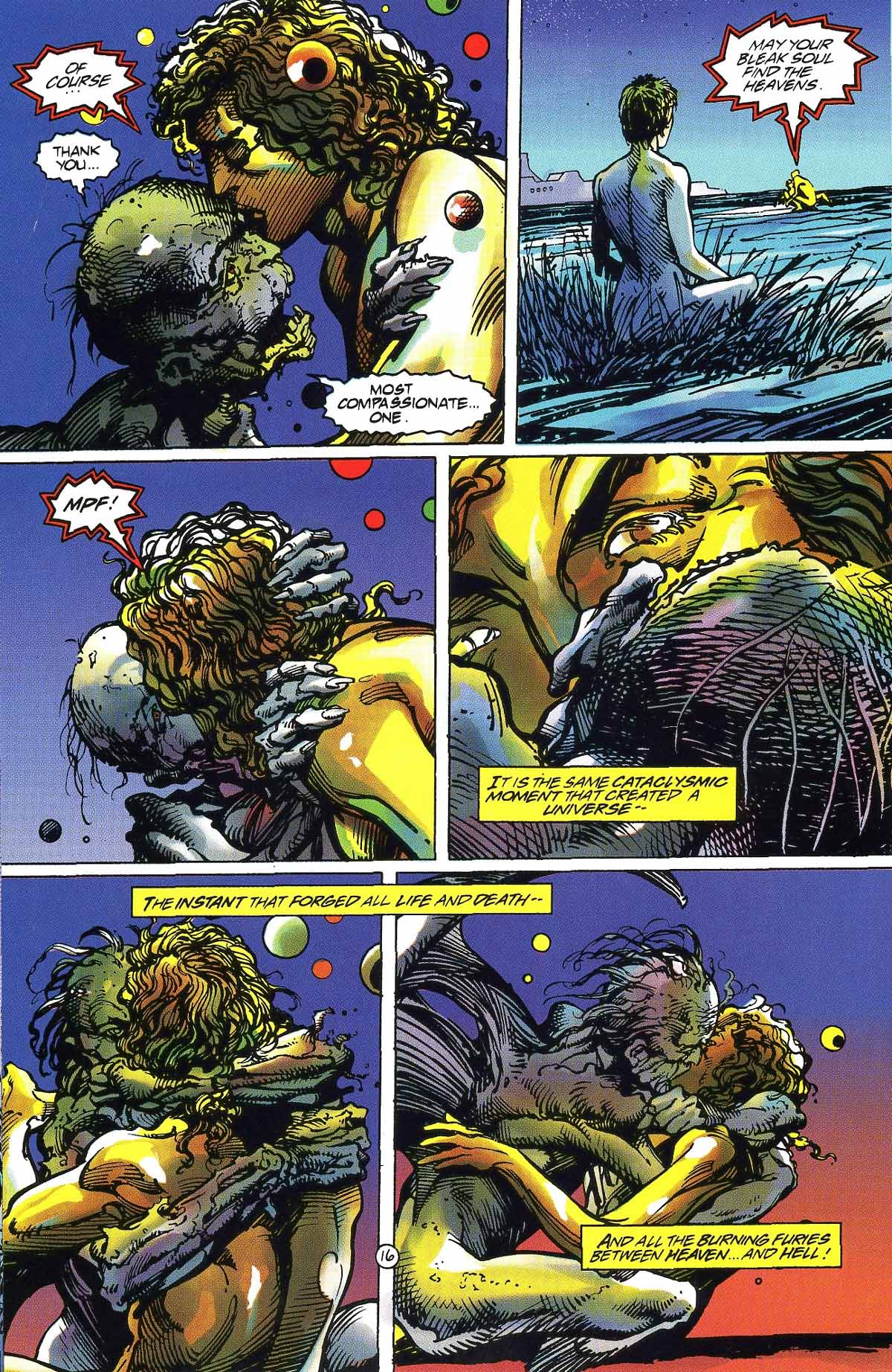 Read online Rune (1994) comic -  Issue #5 - 19