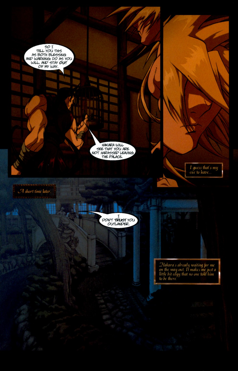 Read online Shidima comic -  Issue #4 - 15