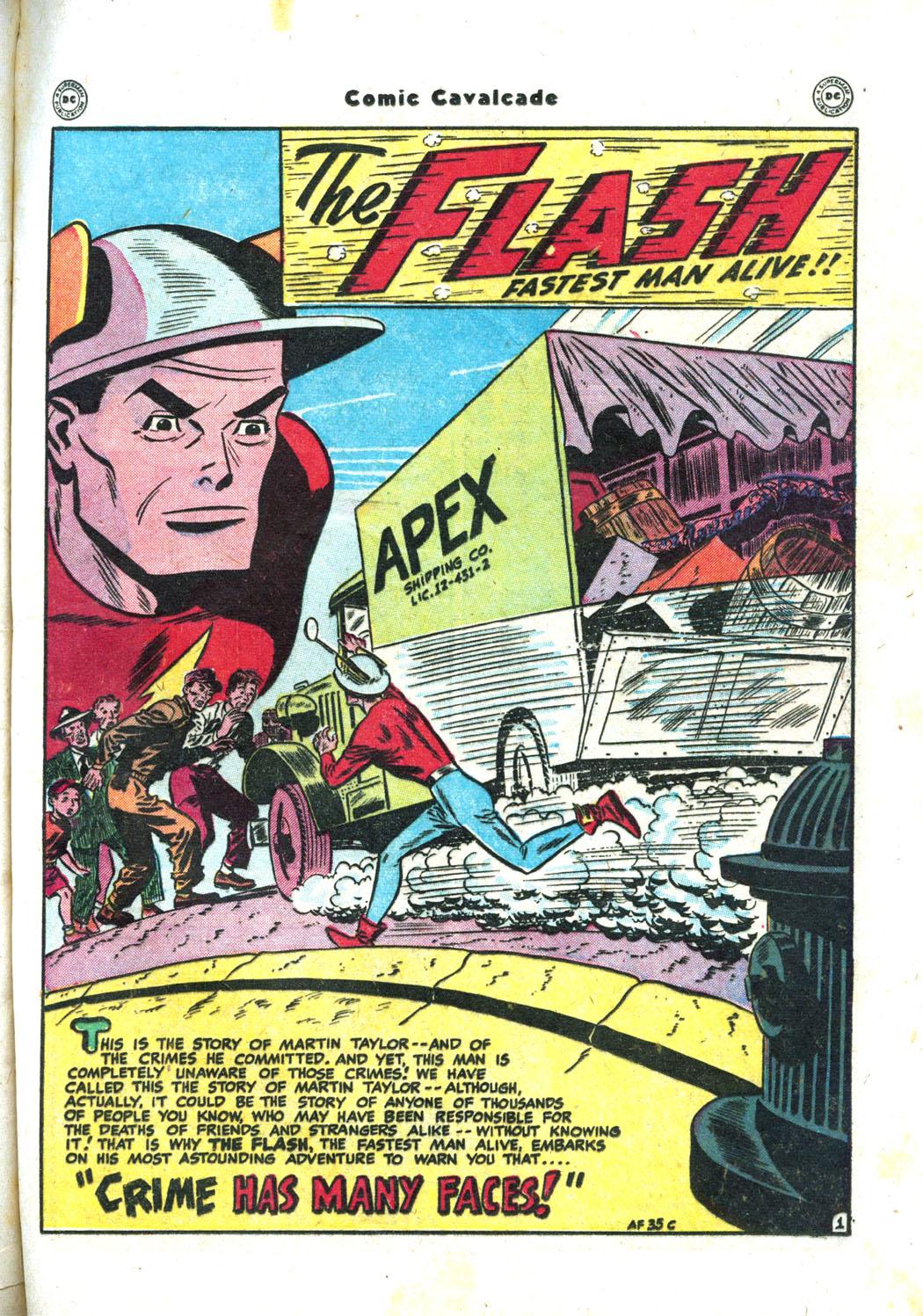 Comic Cavalcade issue 26 - Page 61