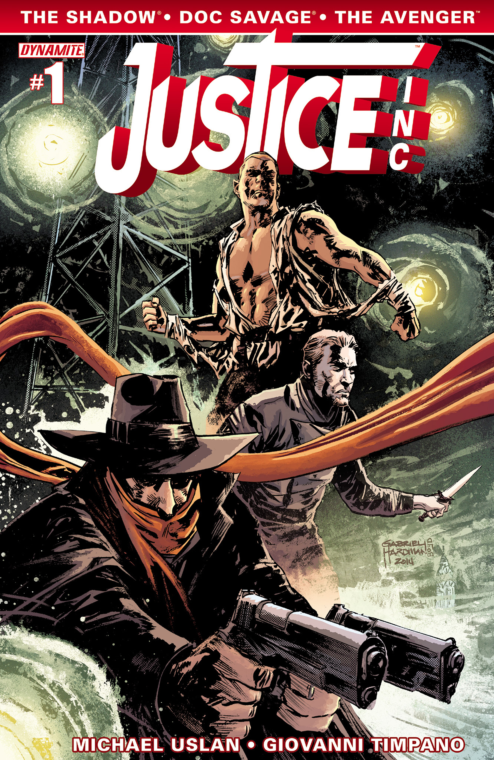 Read online Justice, Inc. comic -  Issue #1 - 3