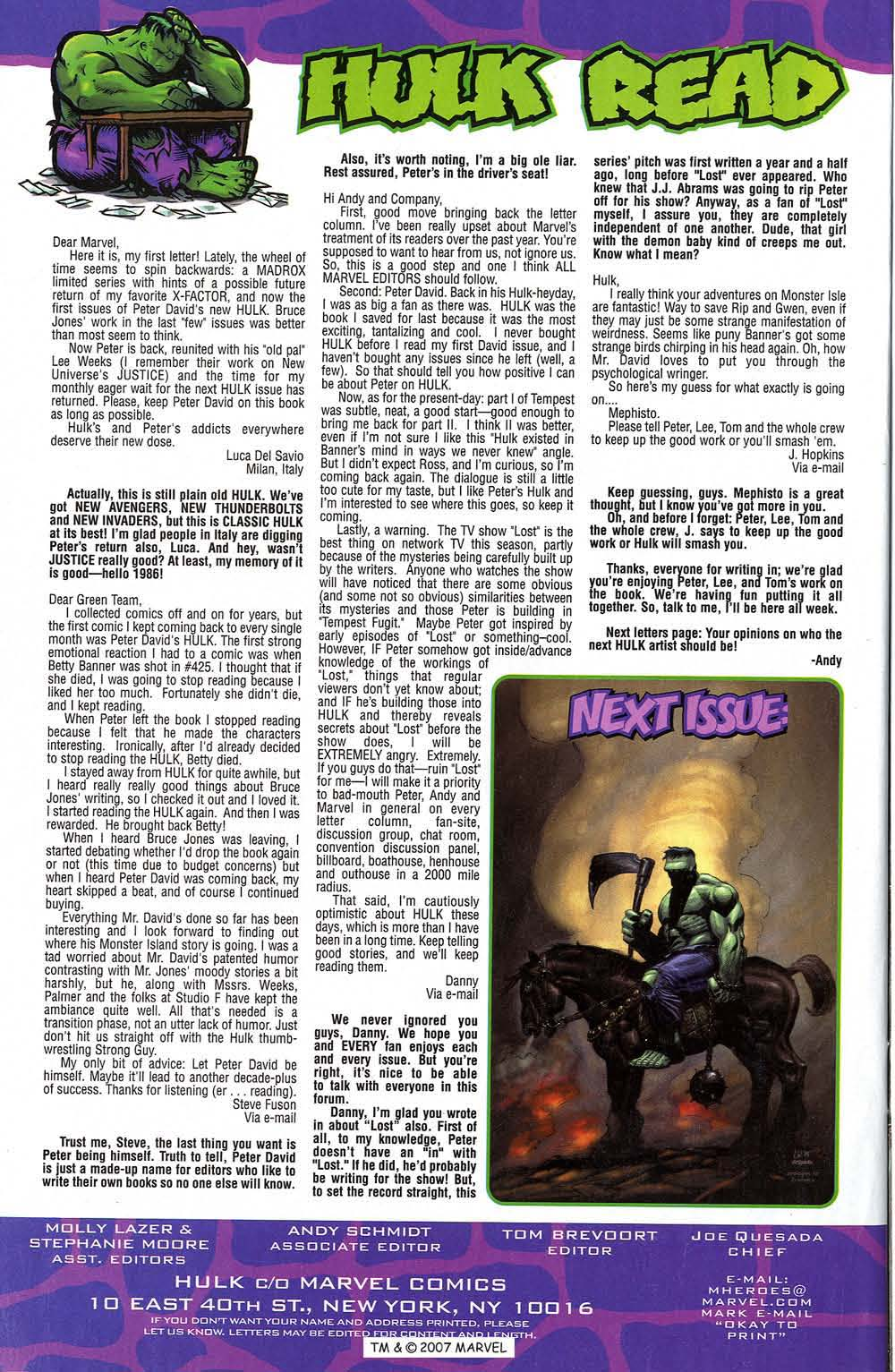 Read online The Incredible Hulk (2000) comic -  Issue #80 - 34