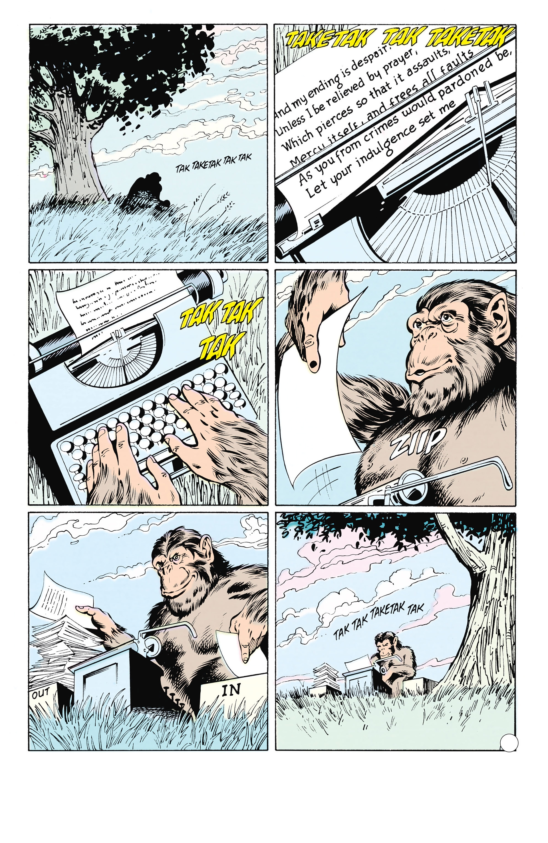 Read online Animal Man (1988) comic -  Issue #25 - 2