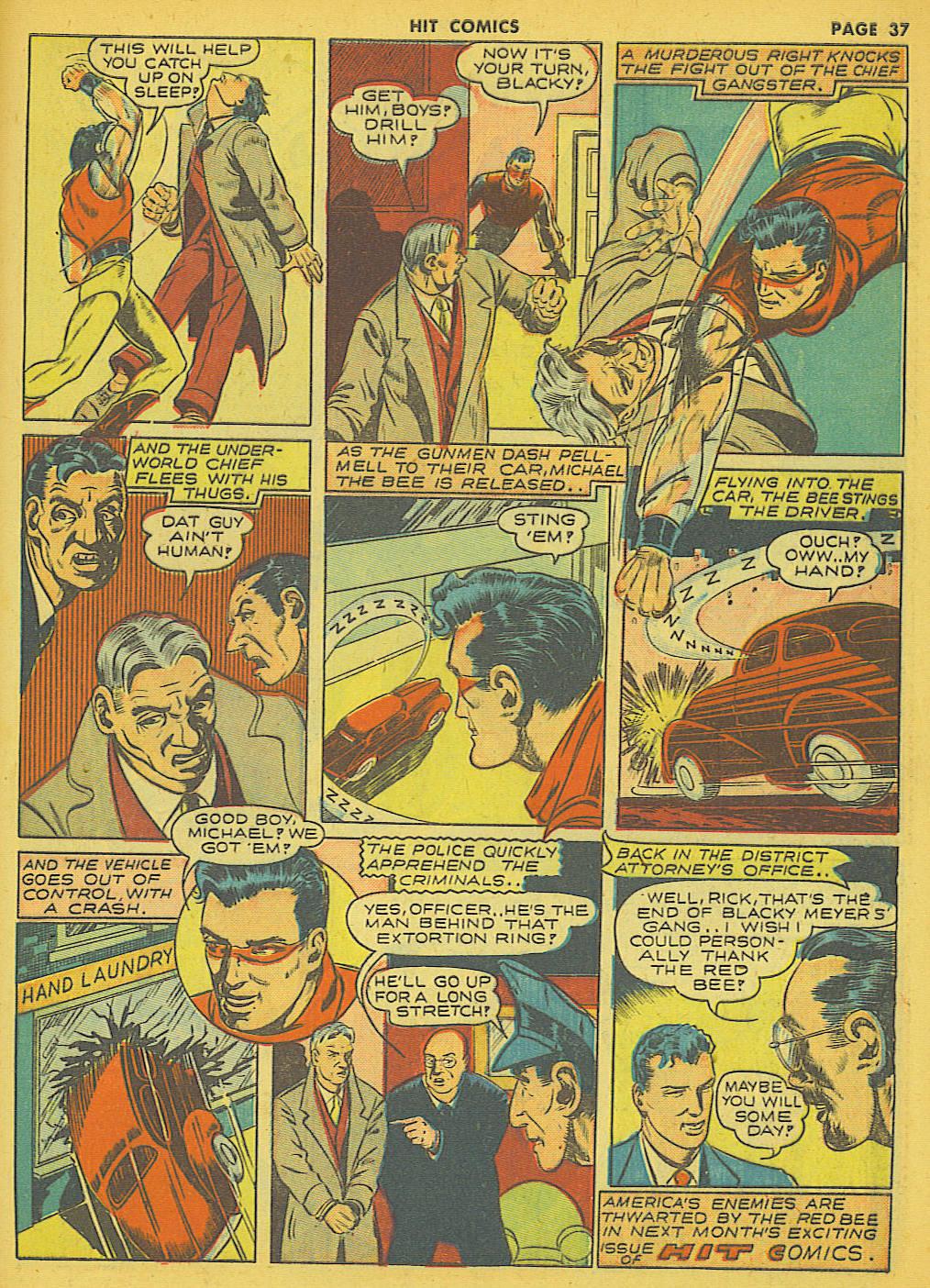 Read online Hit Comics comic -  Issue #21 - 39