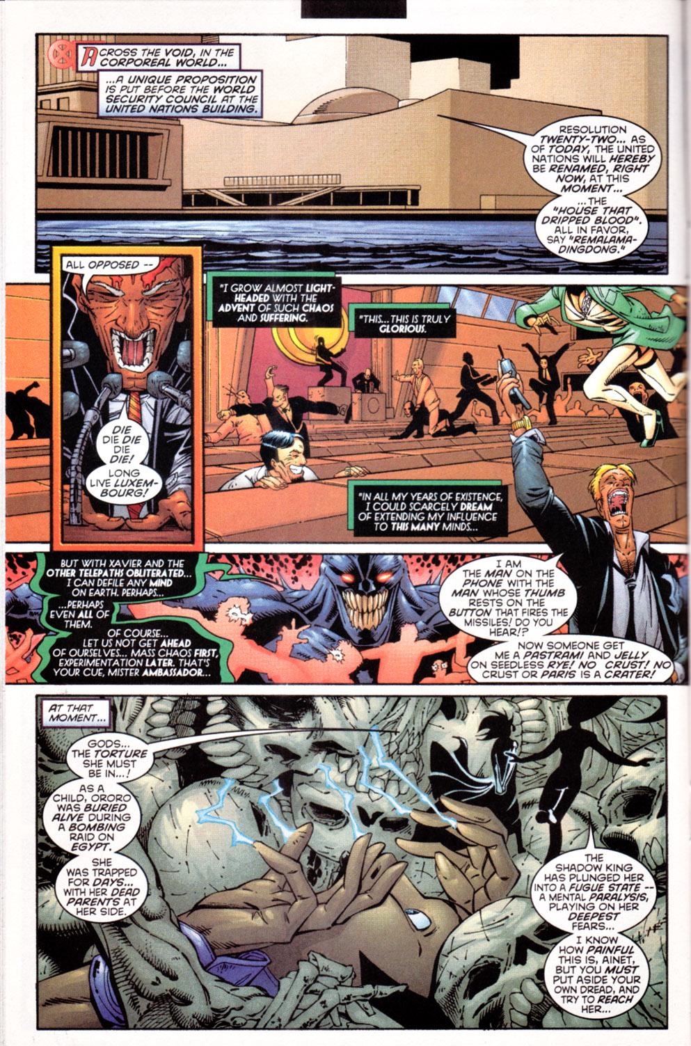 X-Men (1991) 78 Page 9