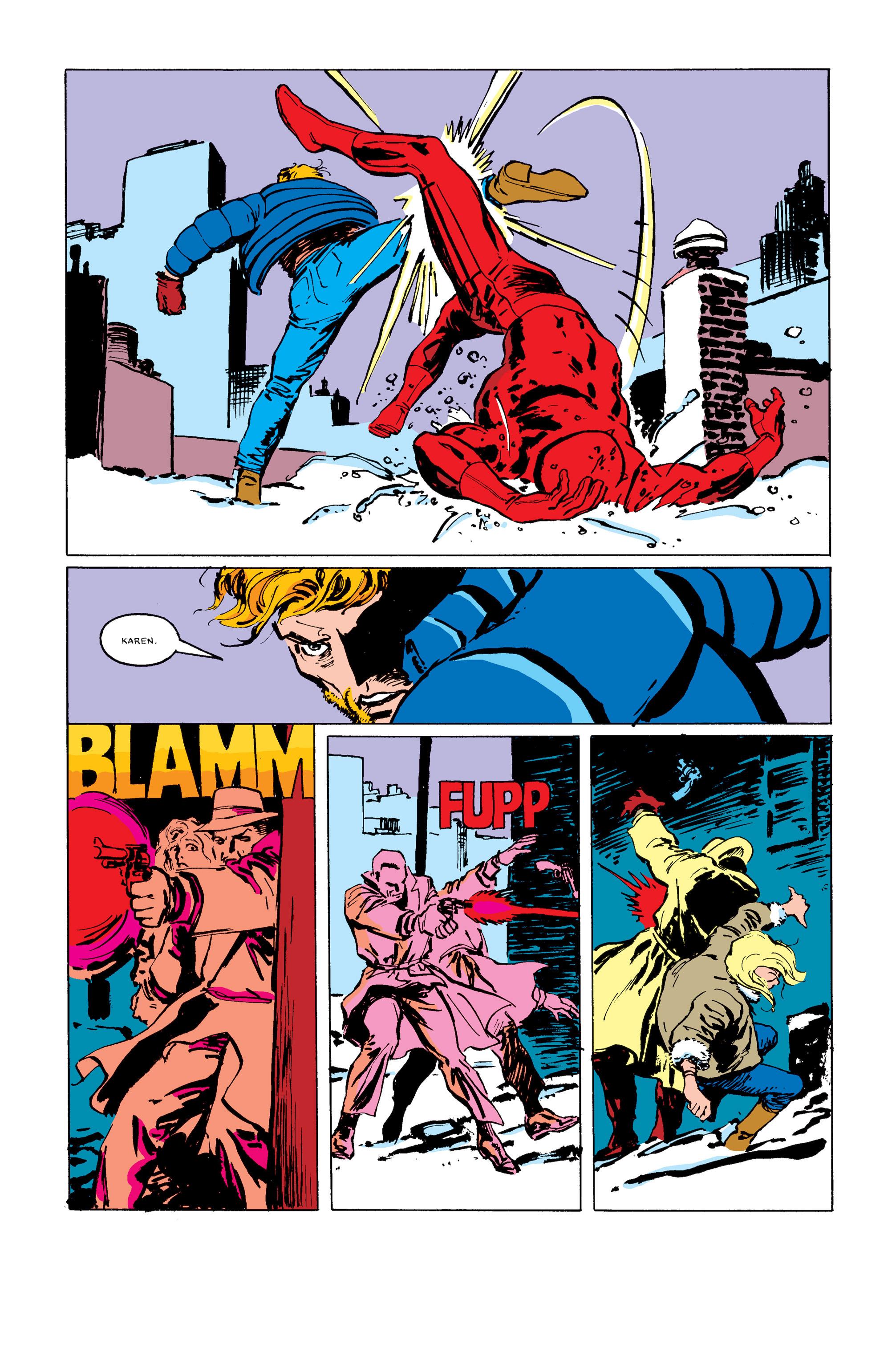 Read online Daredevil: Born Again comic -  Issue # Full - 142