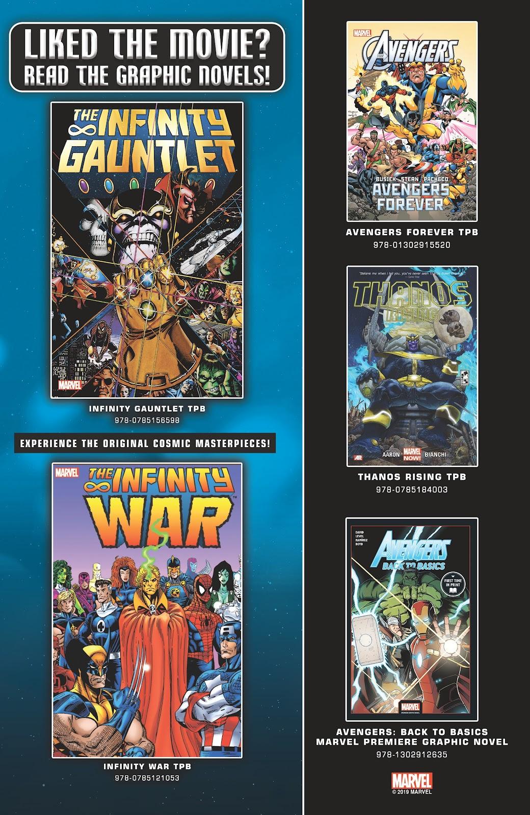 Read online Avengers Start Here Sampler 2019 comic -  Issue # Full - 9