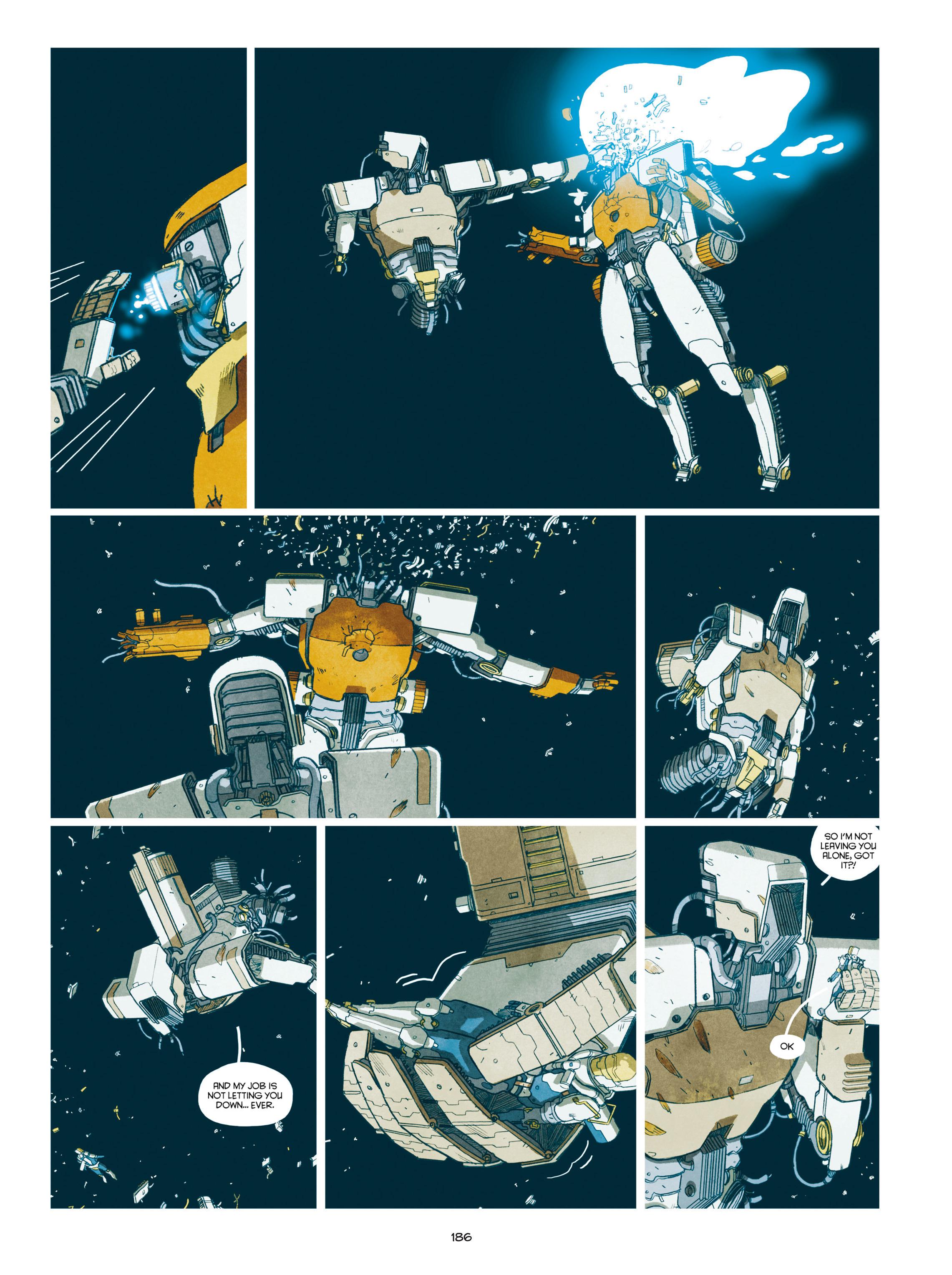 Read online Shangri-La comic -  Issue # Full - 187