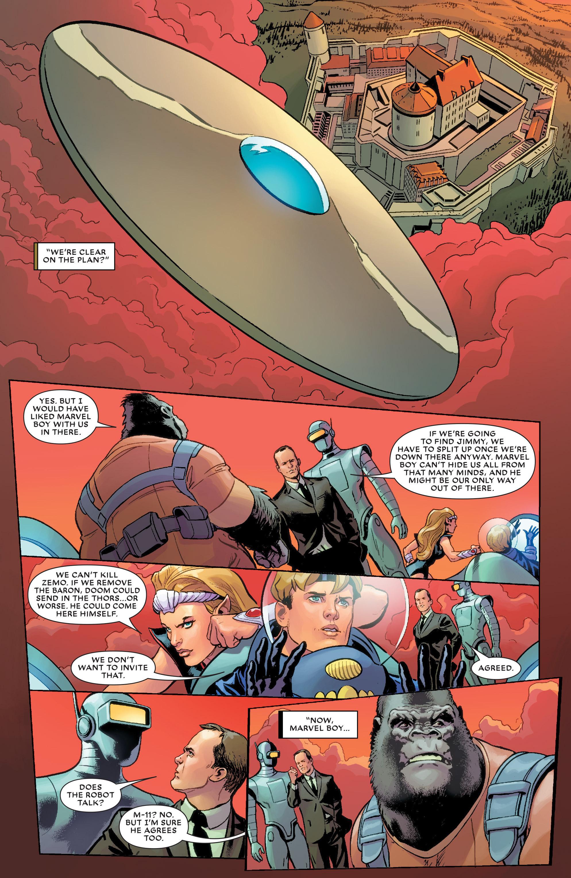 Read online Secret Wars: Agents of Atlas comic -  Issue # Full - 18