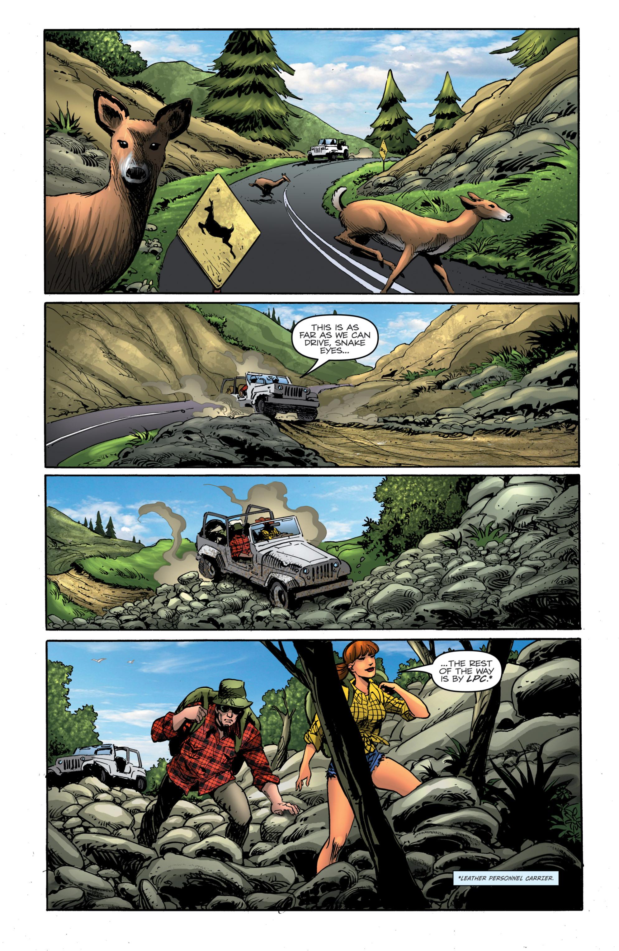 G.I. Joe: A Real American Hero 192 Page 5