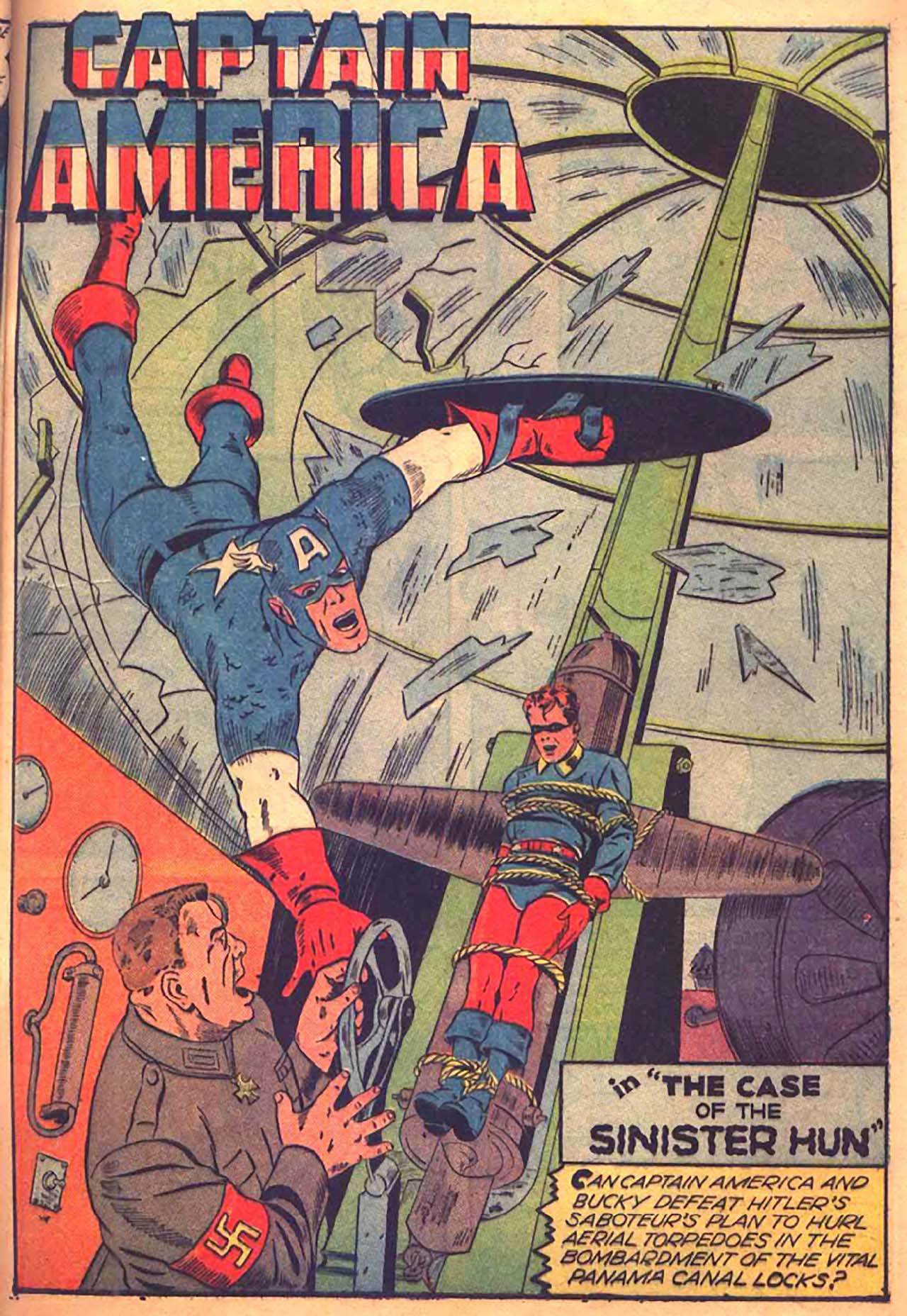 Read online All-Winners Comics comic -  Issue #9 - 16