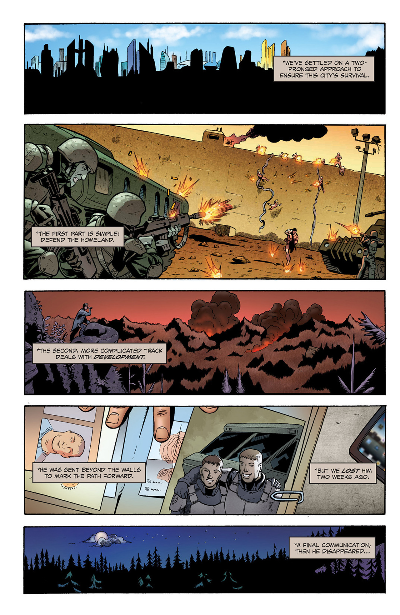Read online Great Pacific comic -  Issue #2 - 25