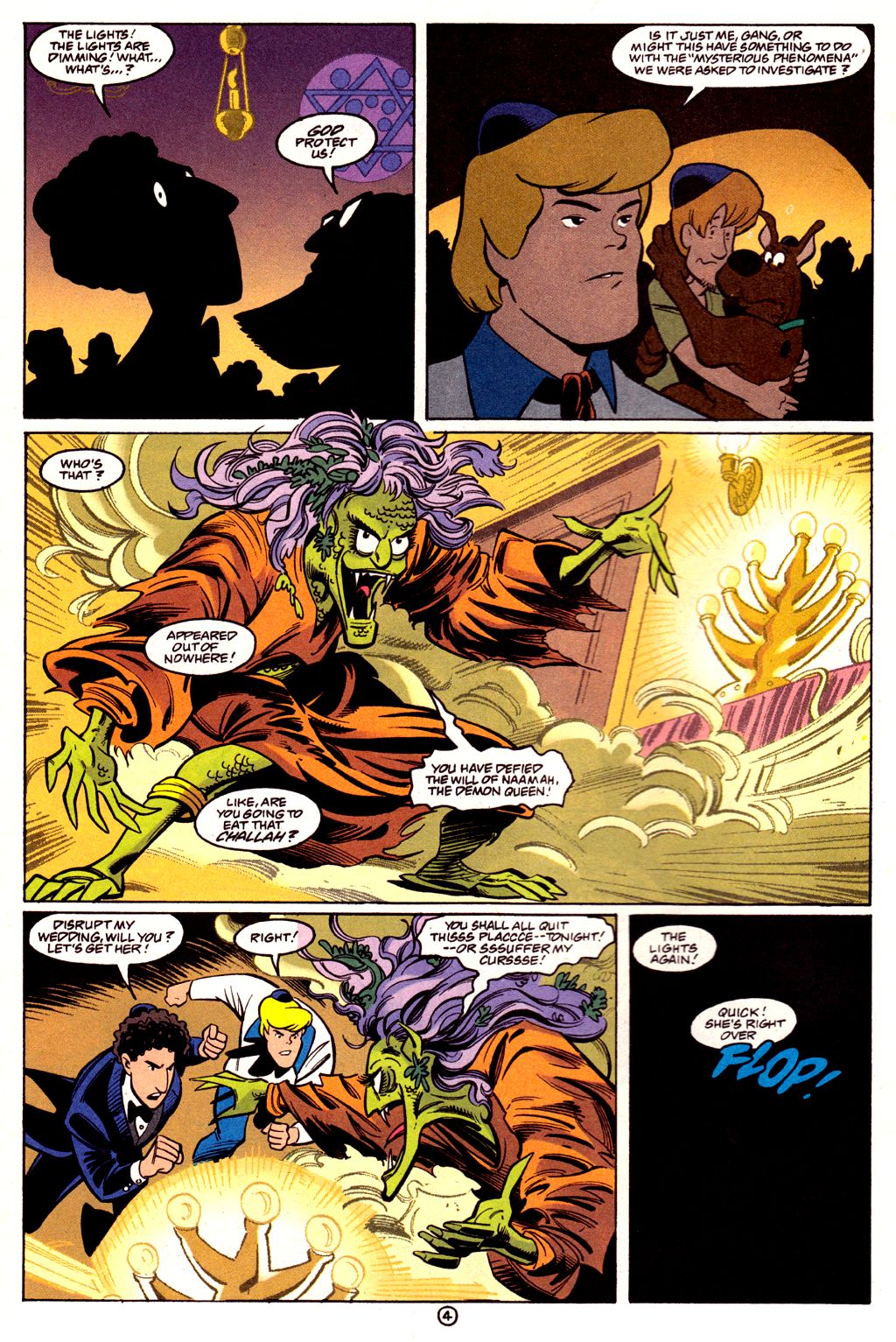 Read online Scooby-Doo (1997) comic -  Issue #3 - 5
