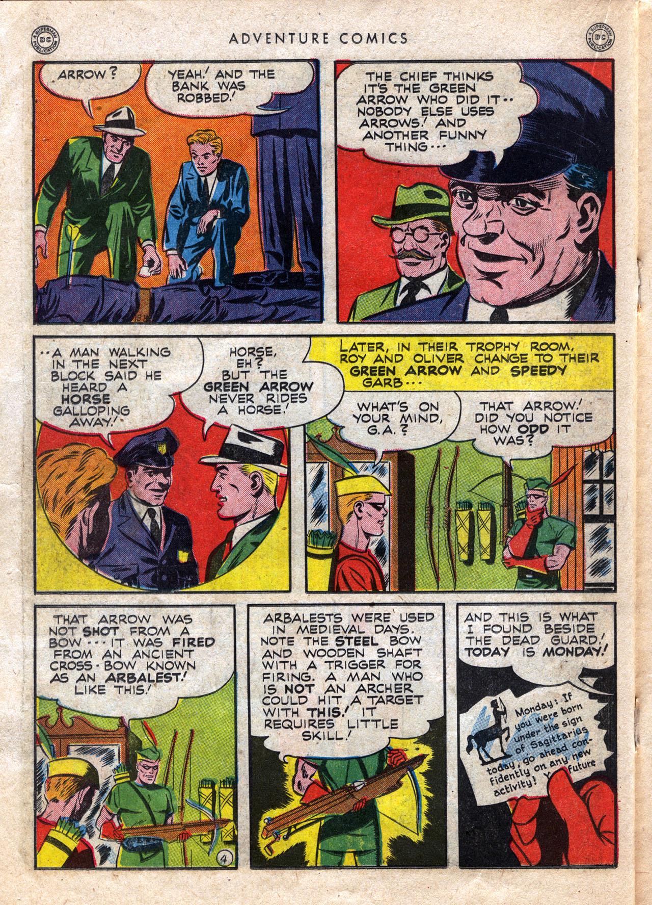 Read online Adventure Comics (1938) comic -  Issue #120 - 26