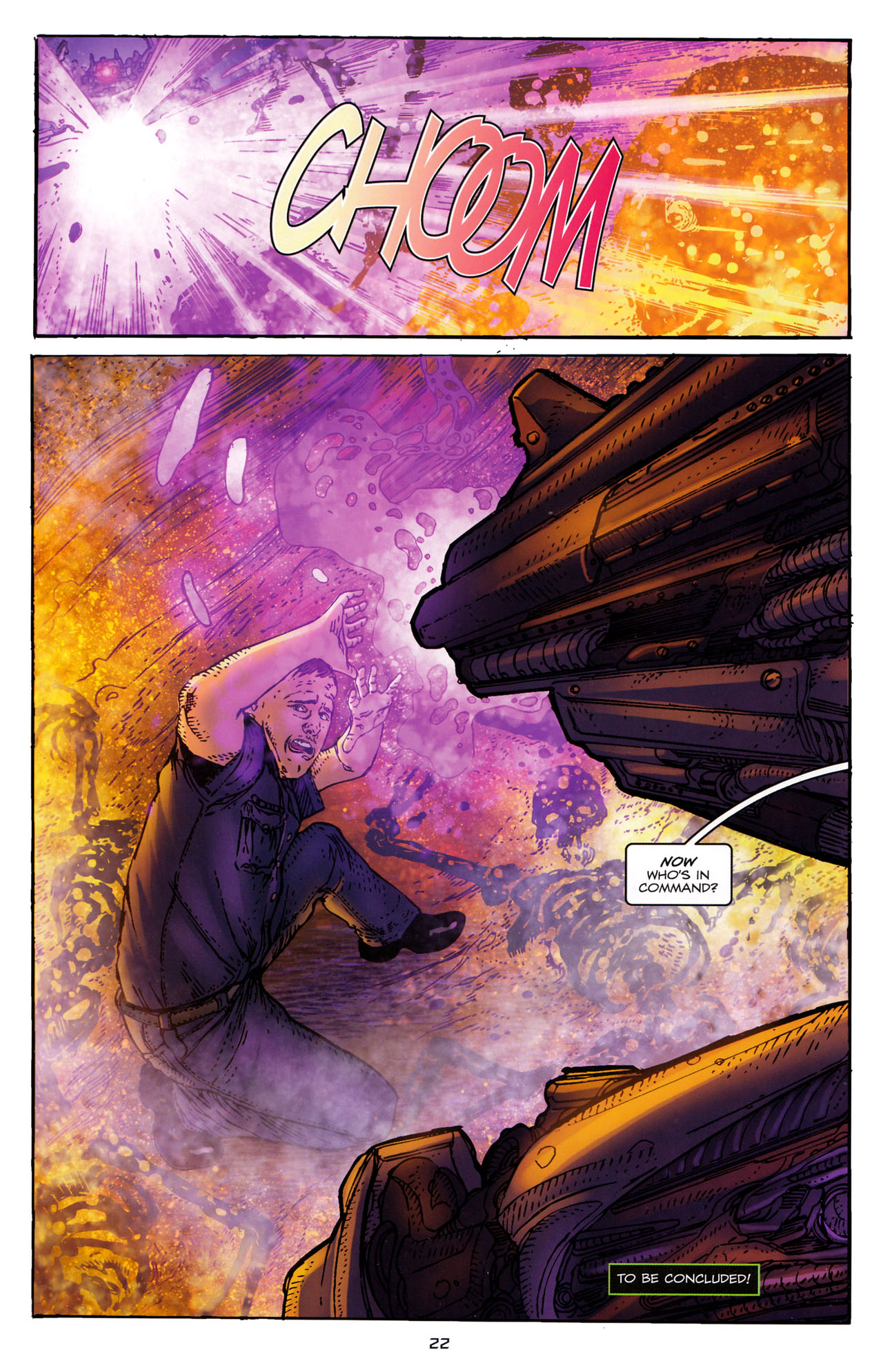 Read online Transformers: Dark of the Moon Rising Storm comic -  Issue #3 - 23