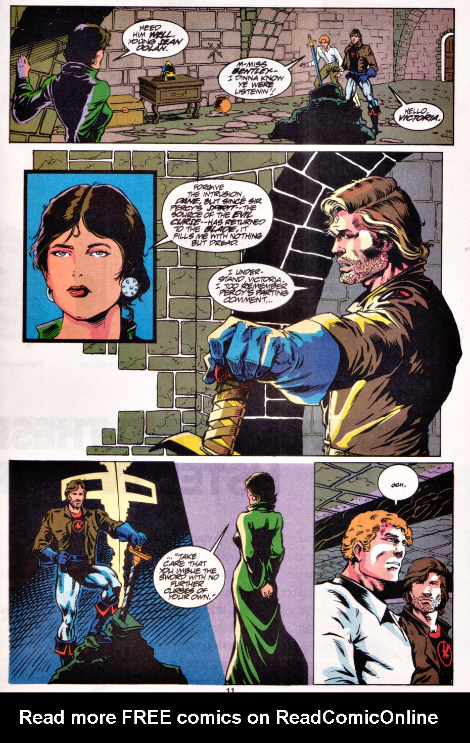 The Avengers (1963) _Annual_22 Page 11